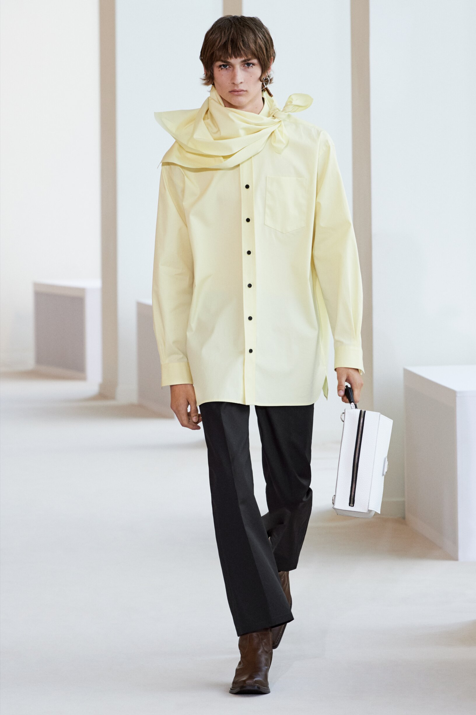 Spring 2020 Fashion Trends Acne Studios