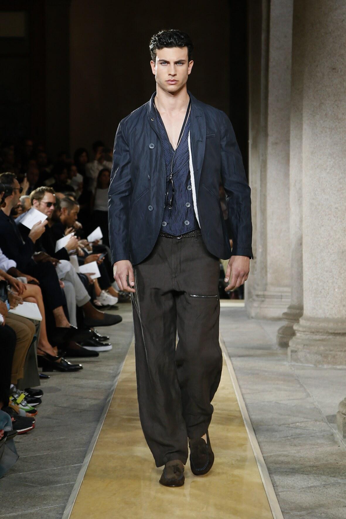 Spring 2020 Fashion Trends Giorgio Armani
