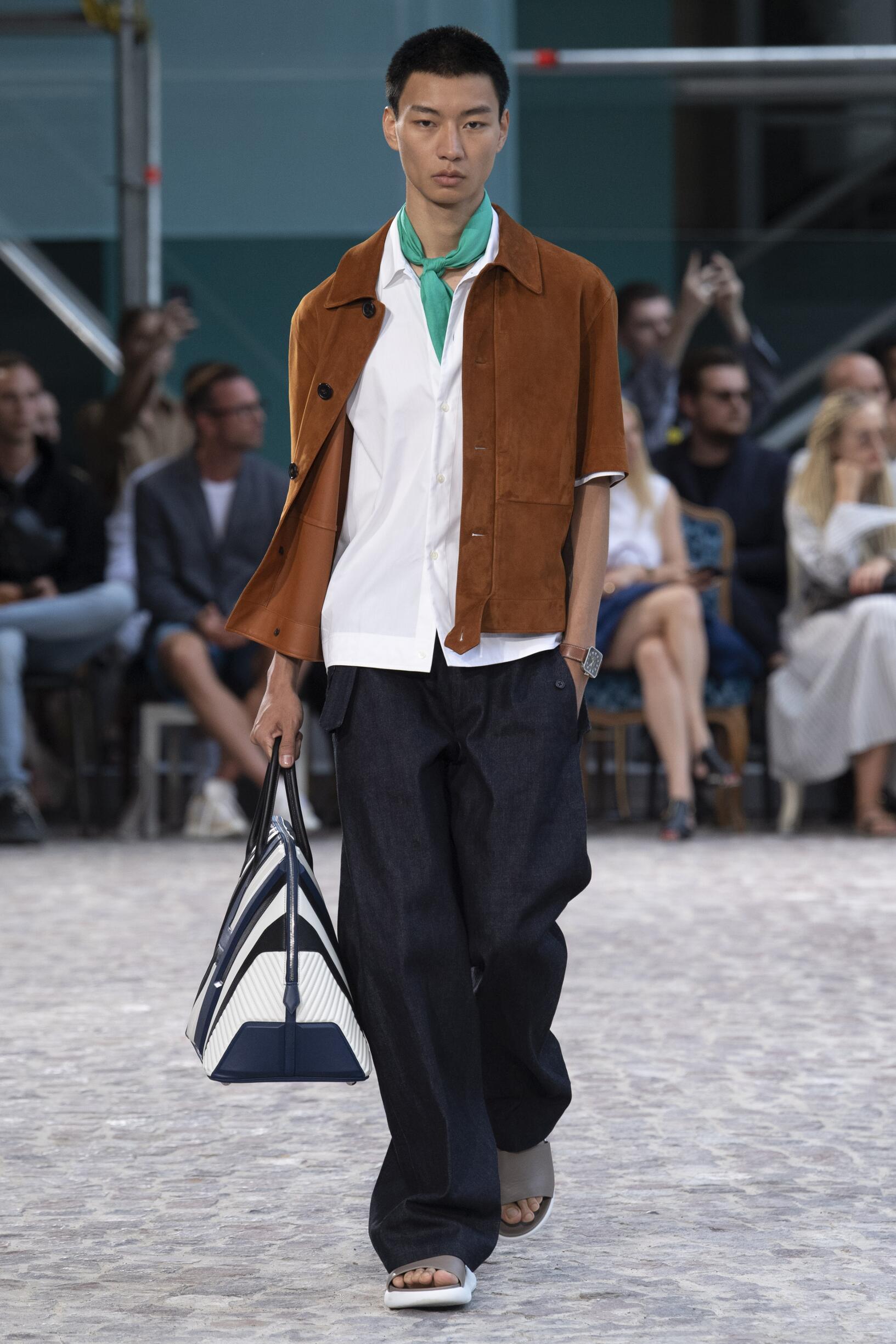 Spring 2020 Fashion Trends Hermès