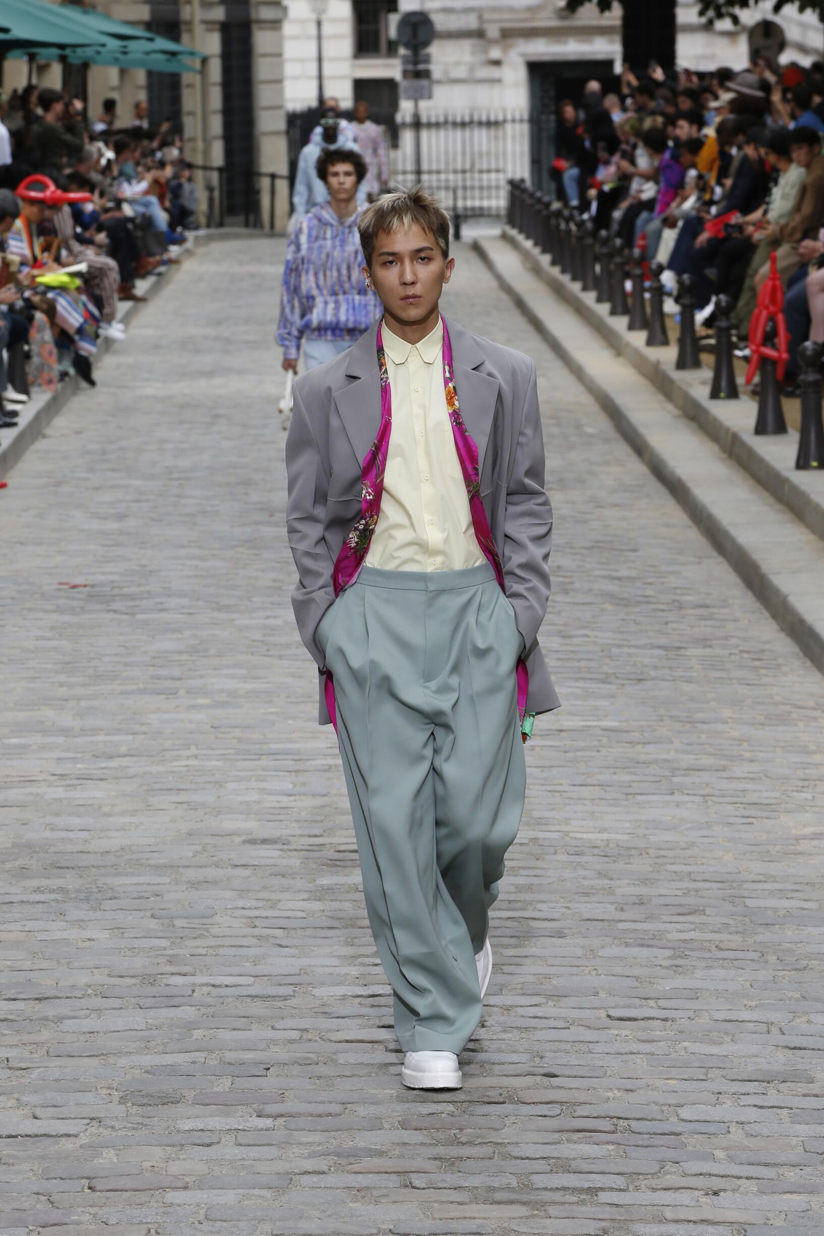 Spring 2020 Fashion Trends Louis Vuitton