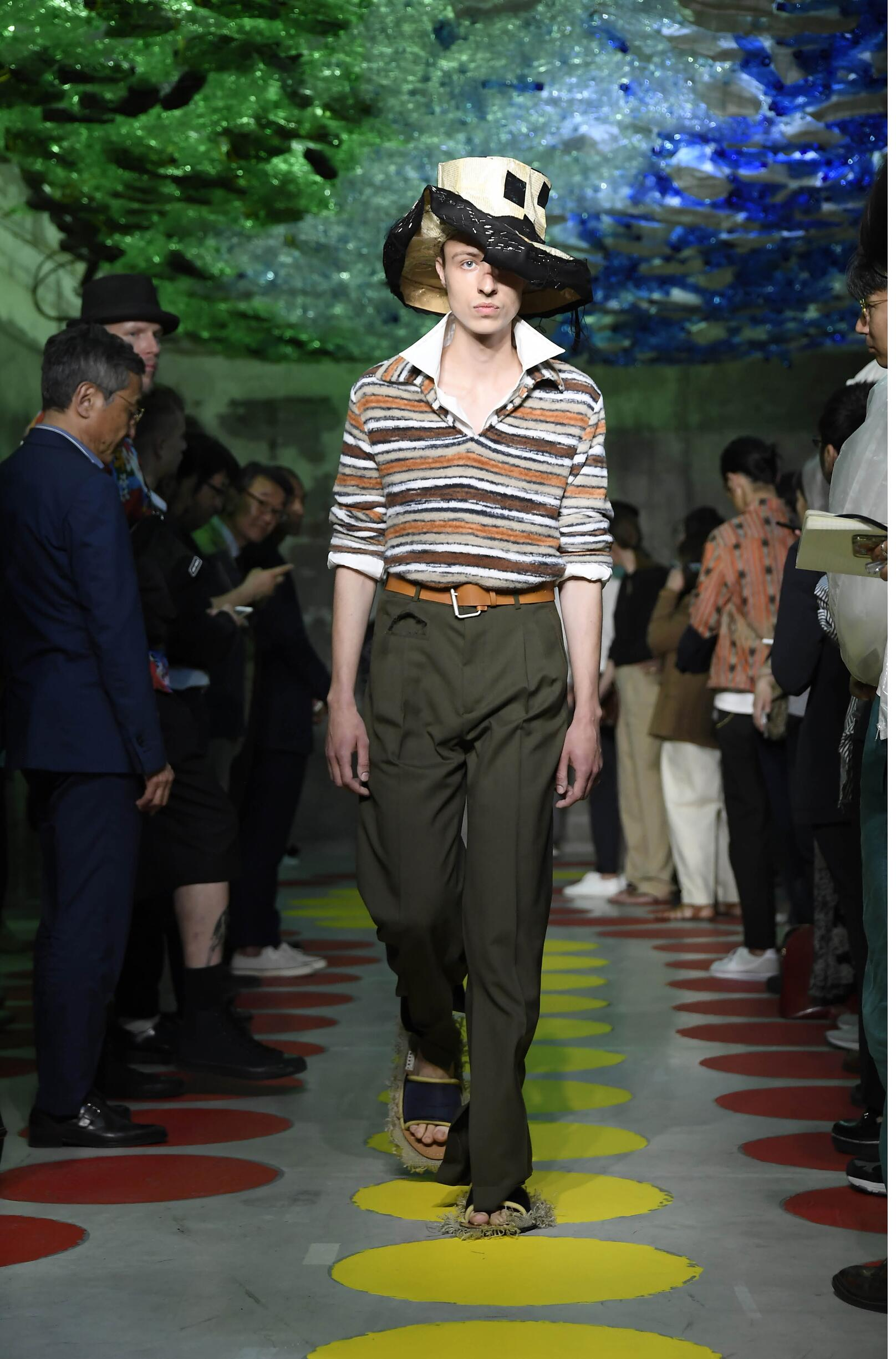 Spring 2020 Fashion Trends Marni