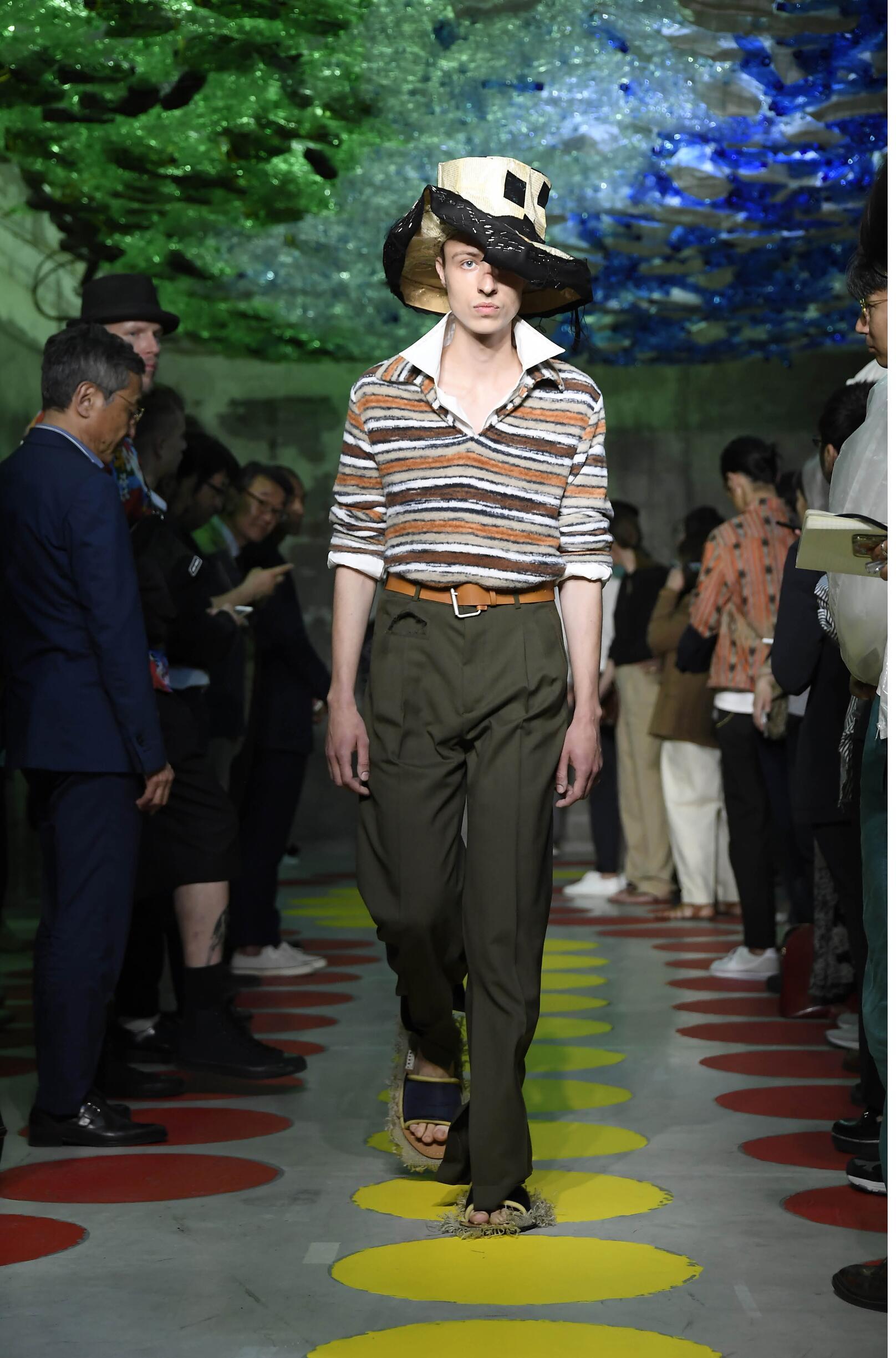 Spring 2020 Fashion Trends Marni