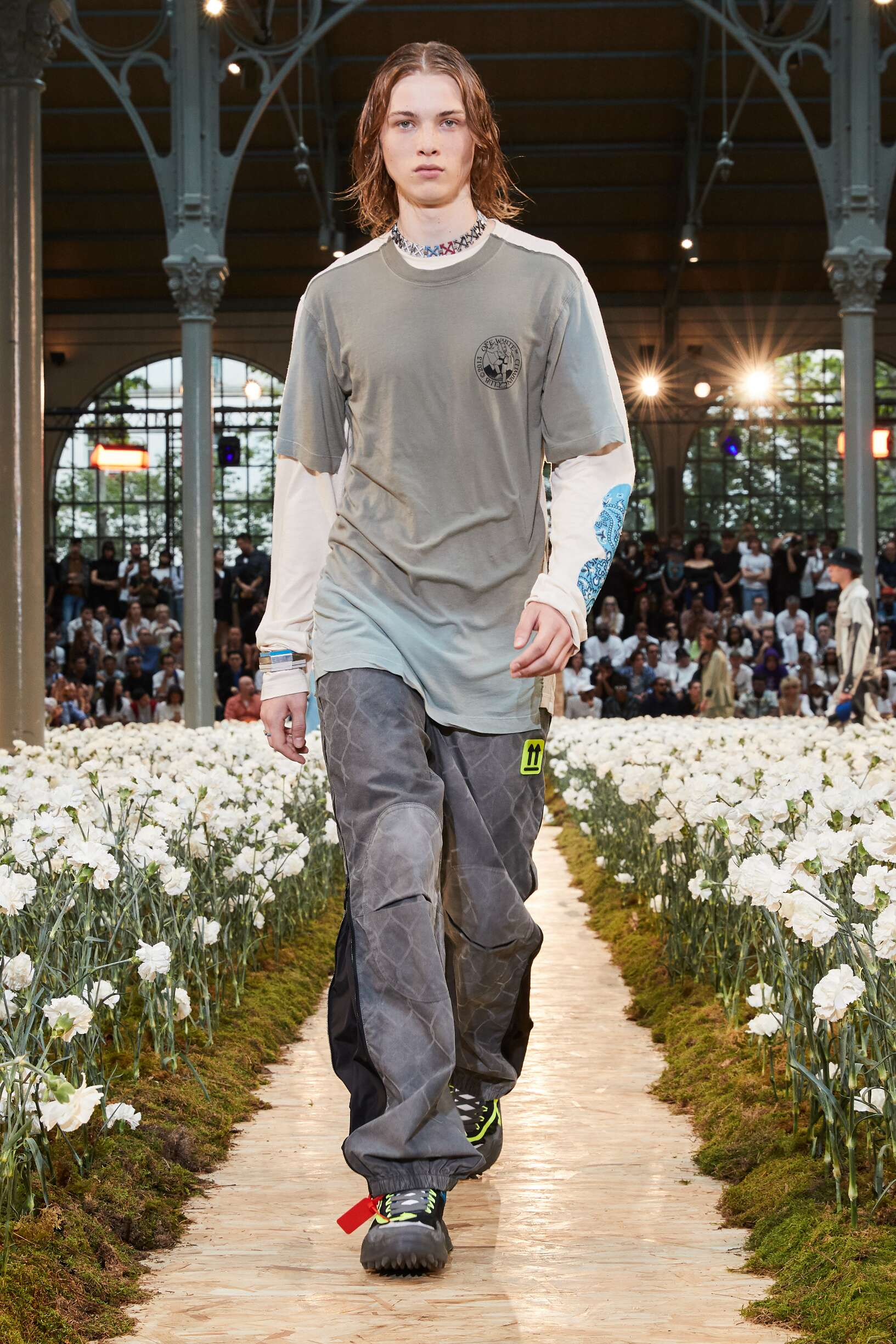 Spring 2020 Fashion Trends Off White c/o Virgil Abloh
