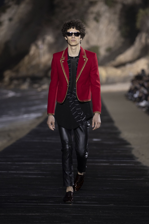 Spring 2020 Fashion Trends Saint Laurent