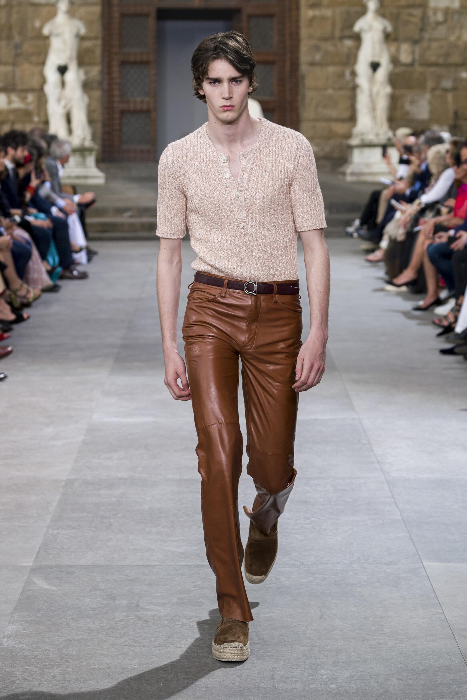 Spring 2020 Fashion Trends Salvatore Ferragamo