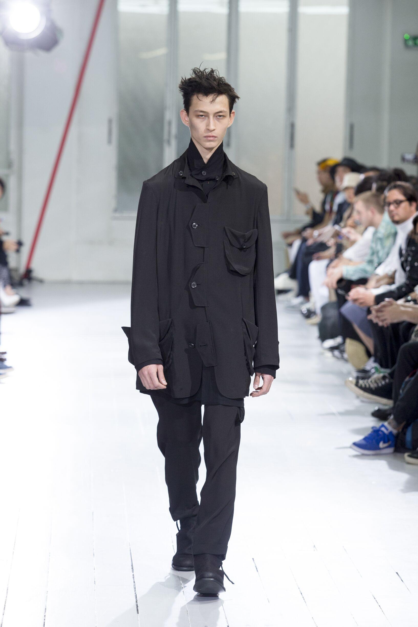 Spring 2020 Fashion Trends Yohji Yamamoto