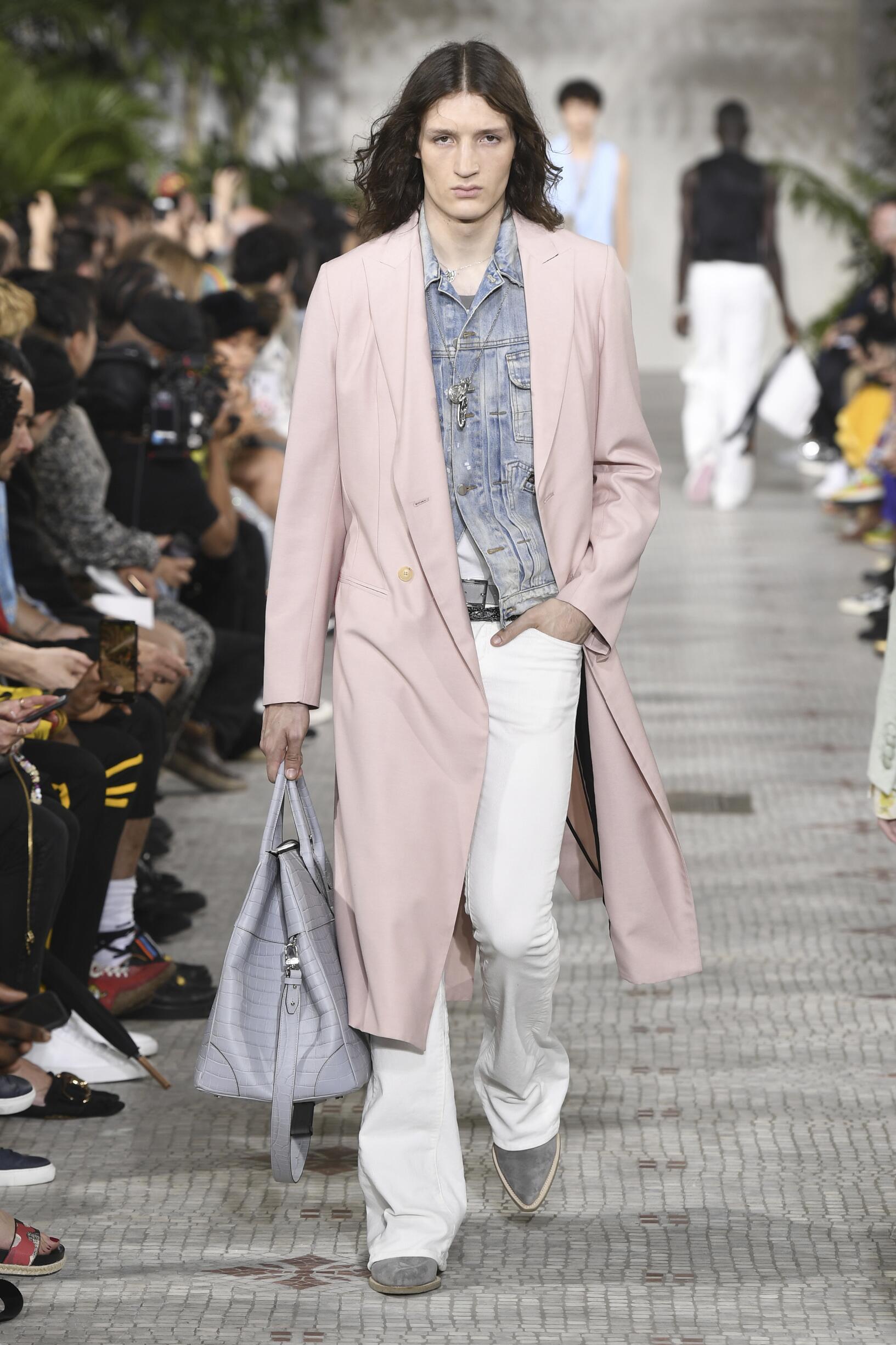Spring 2020 Menswear Amiri