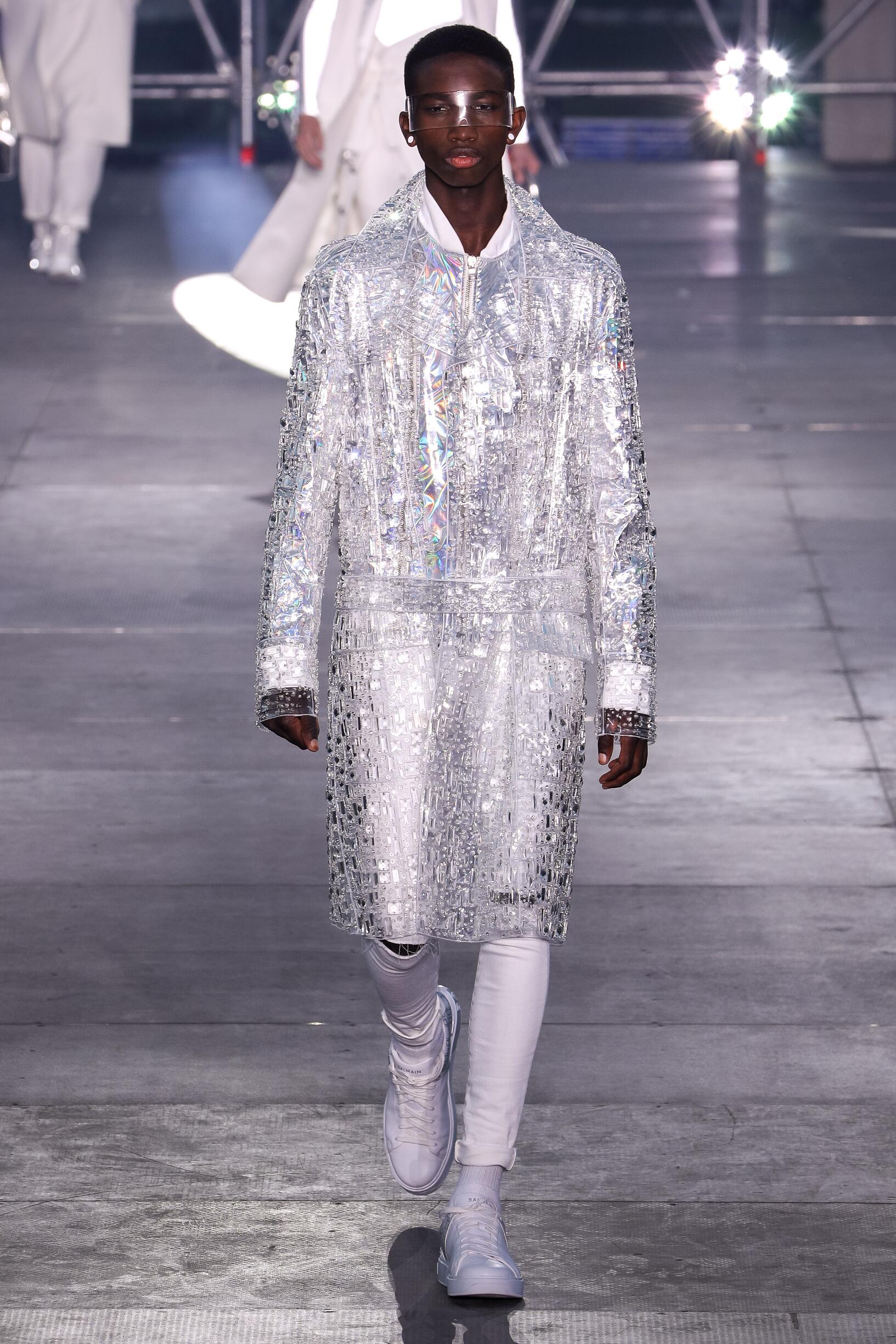 Spring 2020 Menswear Balmain