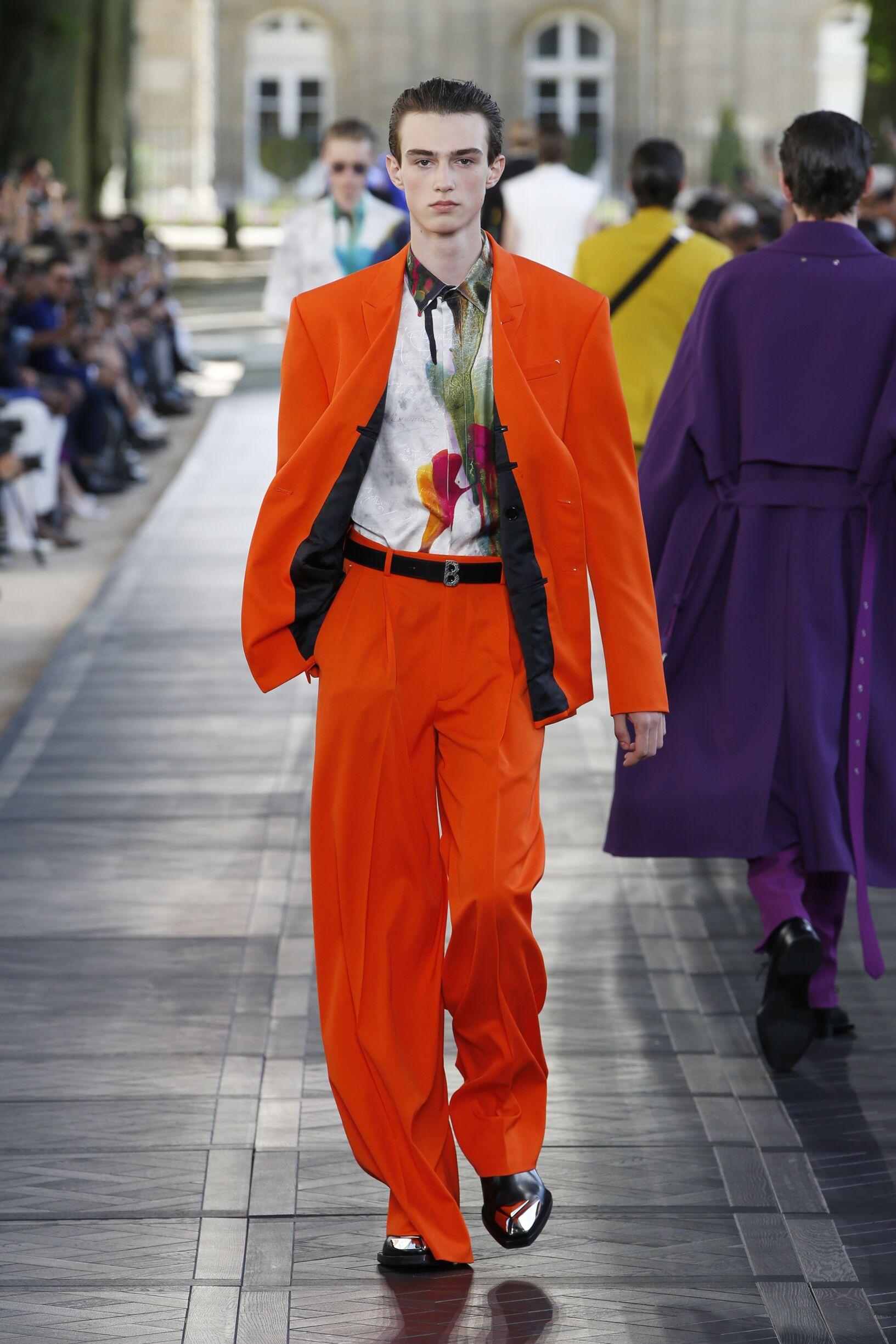 Spring 2020 Menswear Berluti