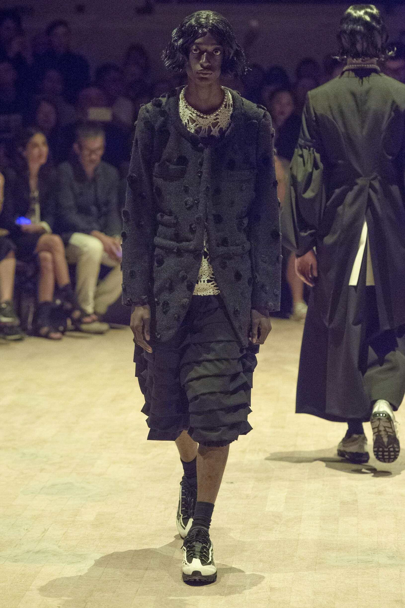 Spring 2020 Menswear Comme des Garçons Homme Plus