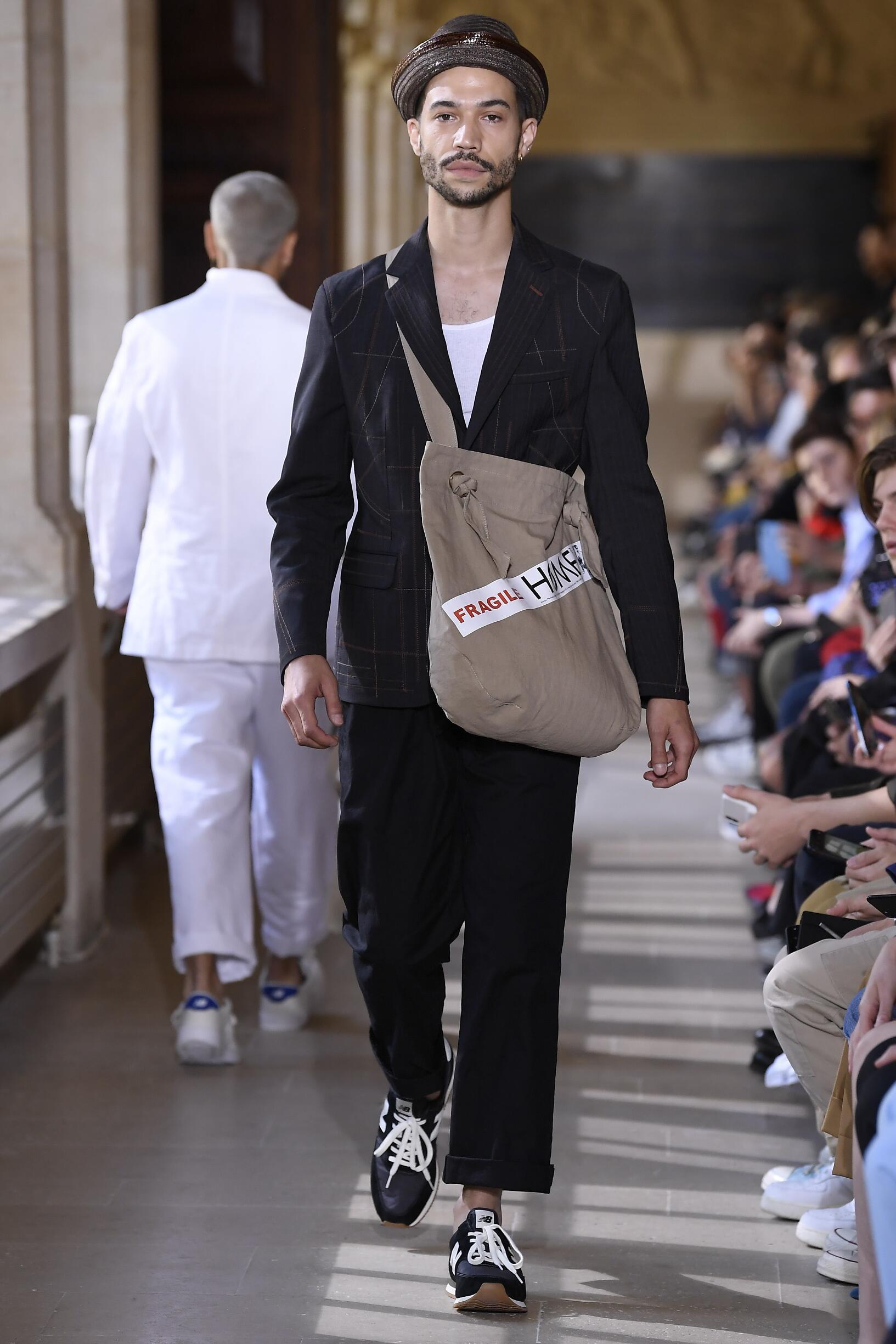 Spring 2020 Menswear Junya Watanabe