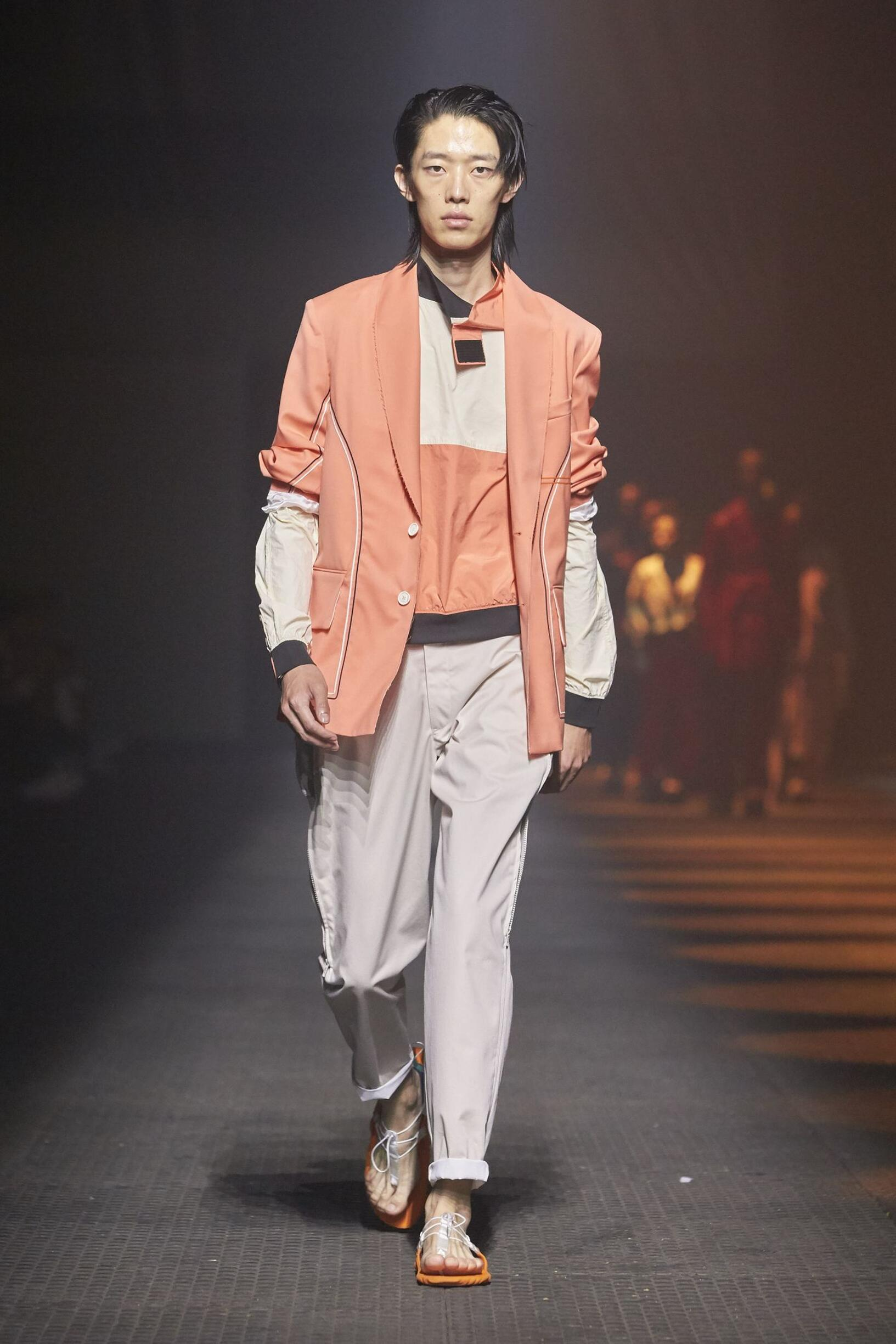 Spring 2020 Menswear Kenzo