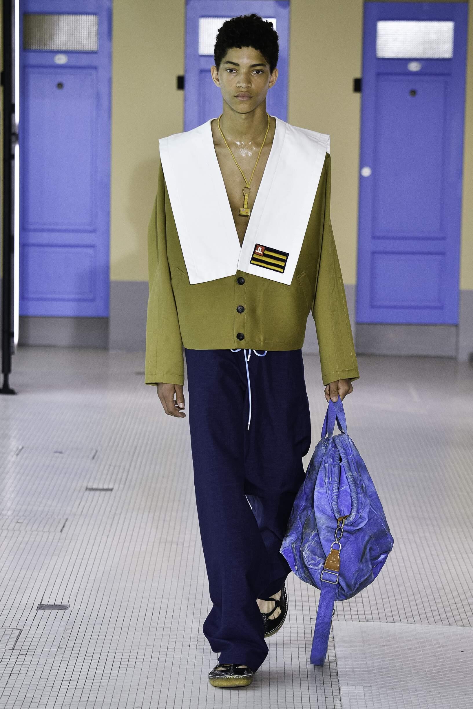 Spring 2020 Menswear Lanvin