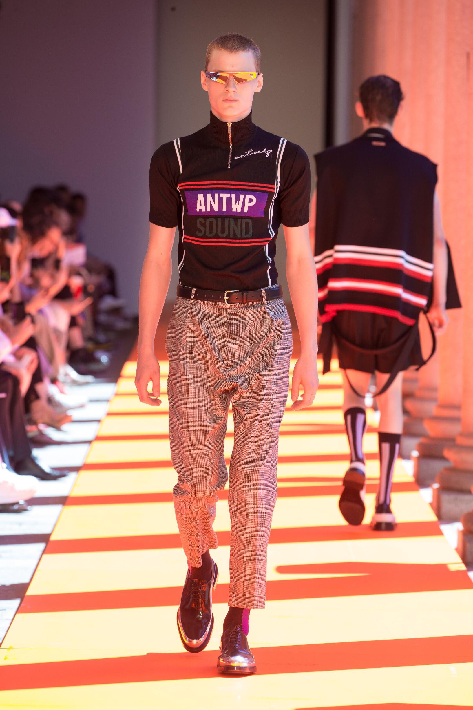 Spring 2020 Menswear Les Hommes