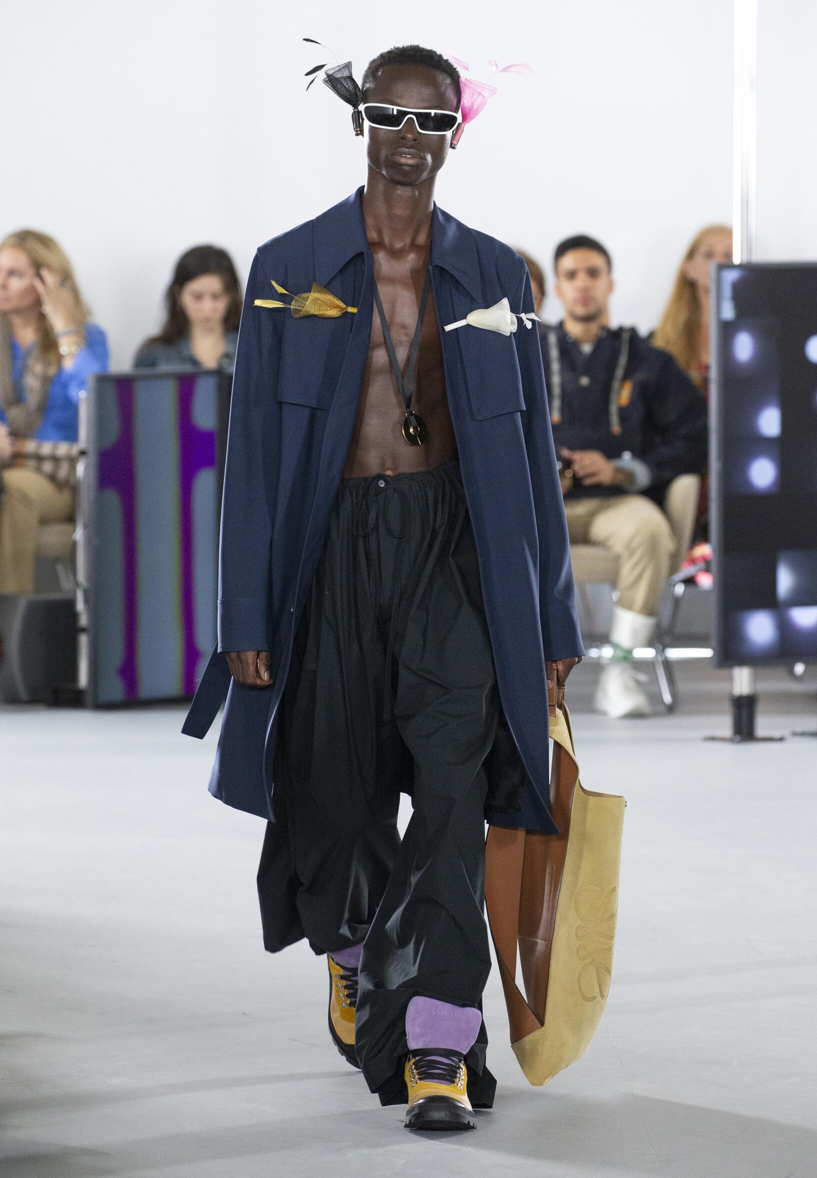Spring 2020 Menswear Loewe