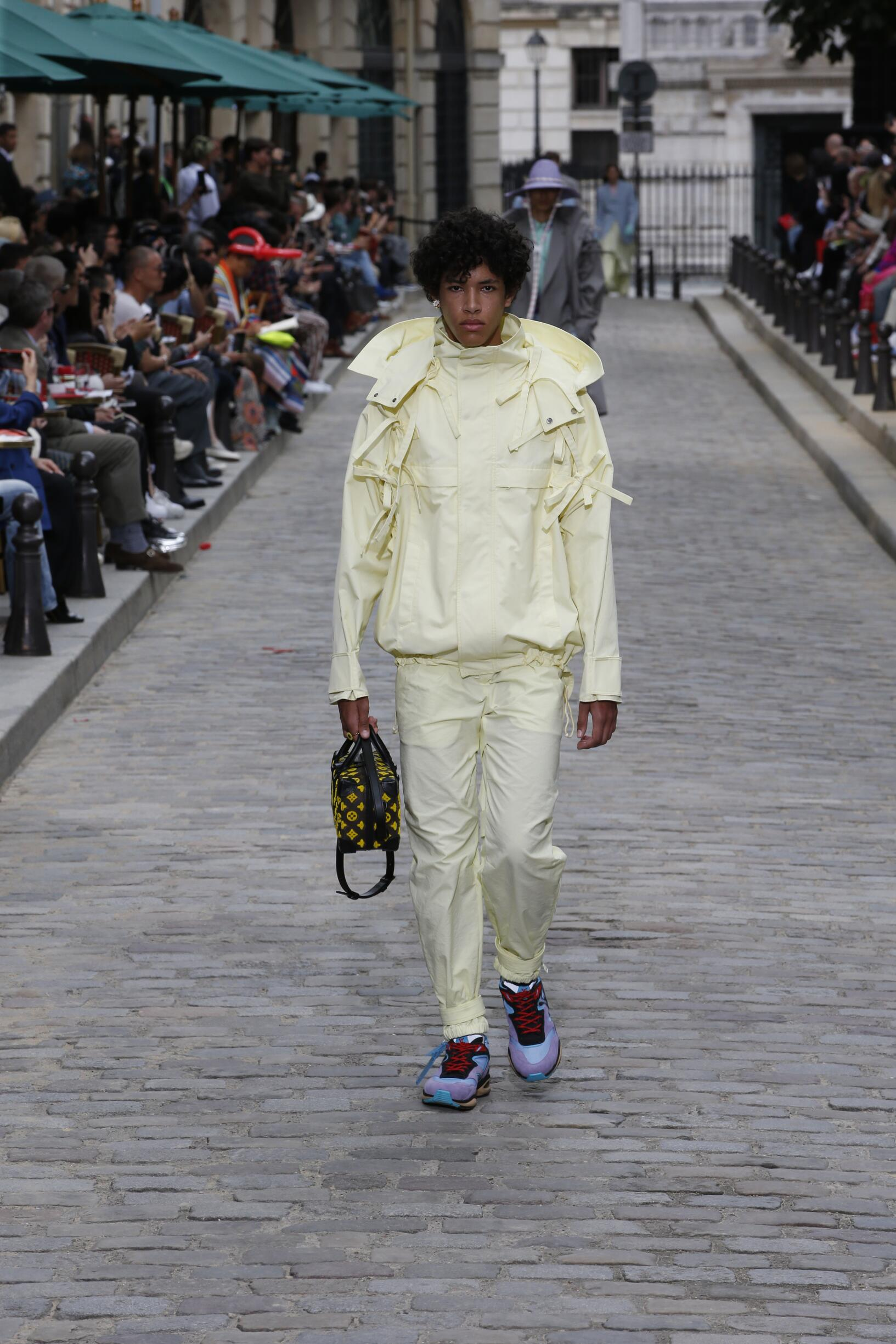 Spring 2020 Menswear Louis Vuitton