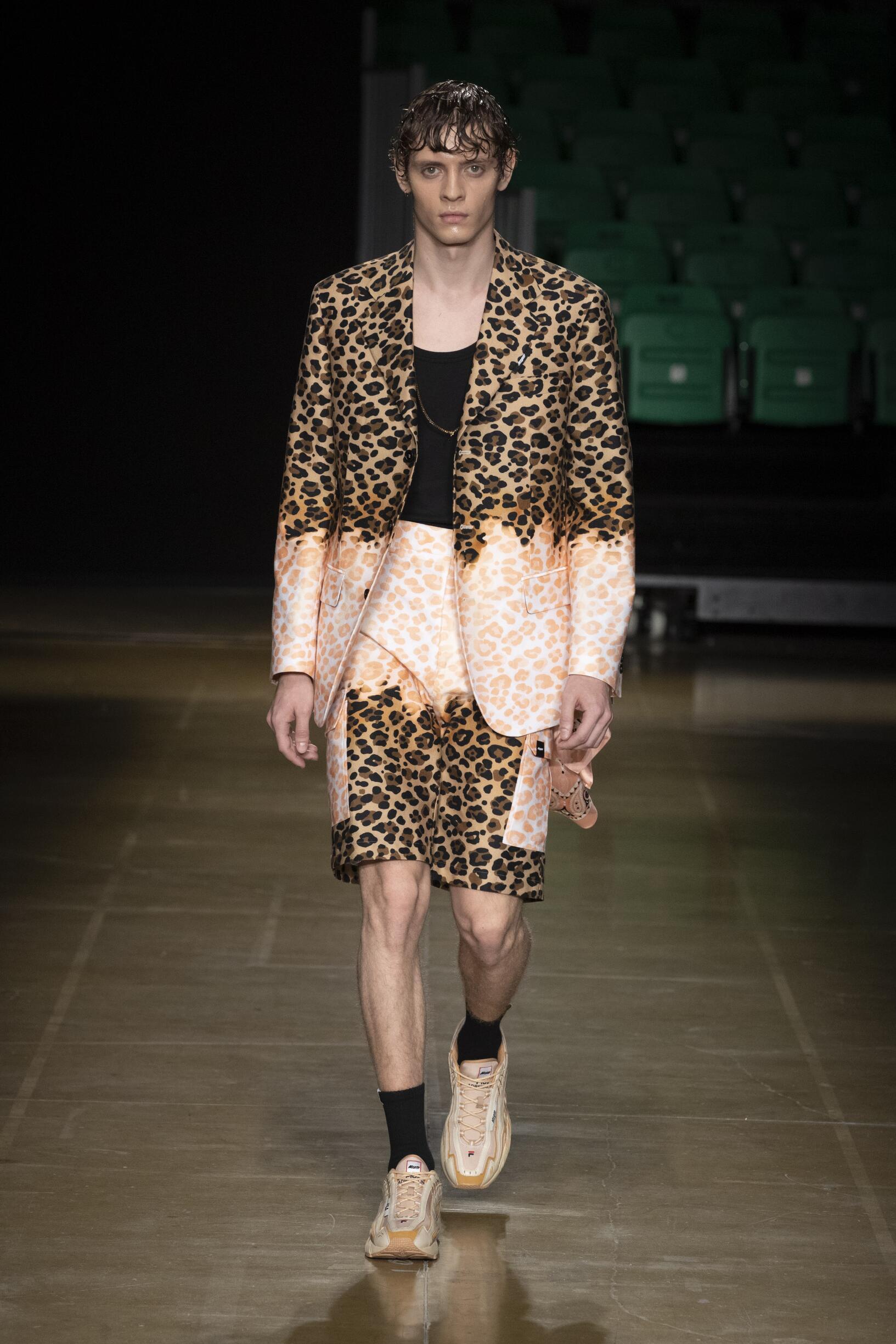 Spring 2020 Menswear MSGM