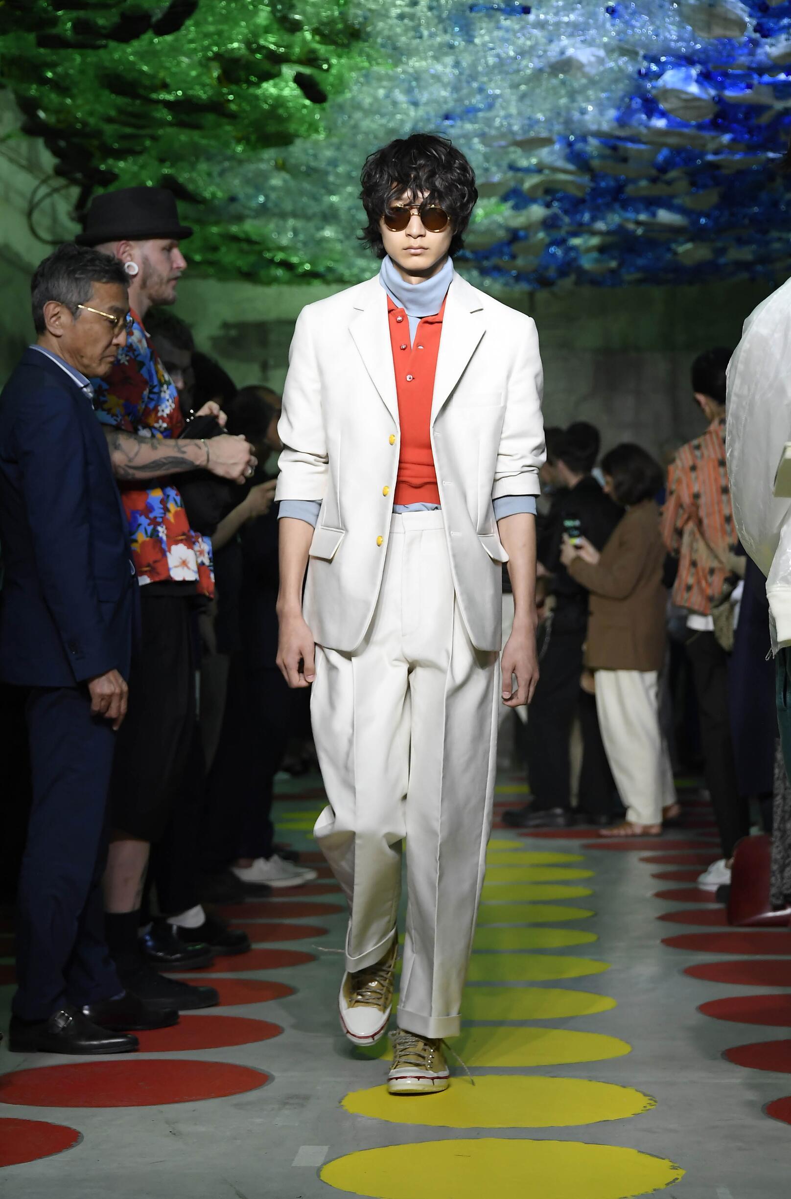 Spring 2020 Menswear Marni