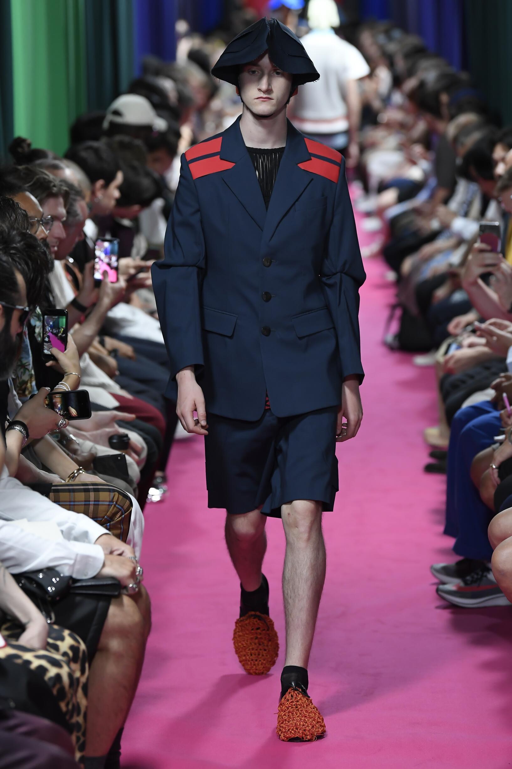 Spring 2020 Menswear Namacheko