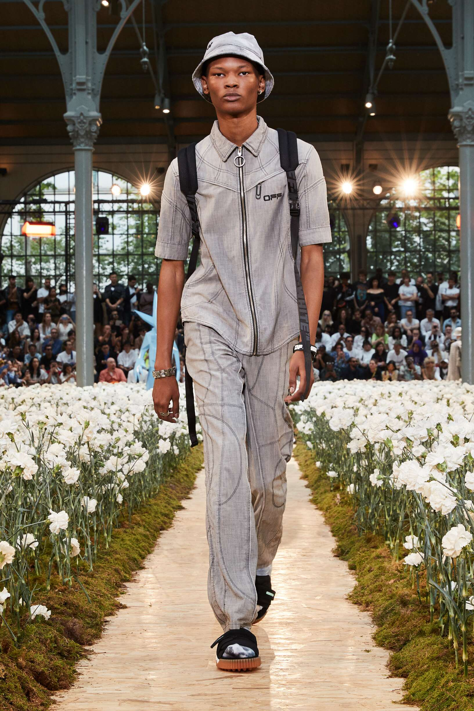 Spring 2020 Menswear Off White c/o Virgil Abloh