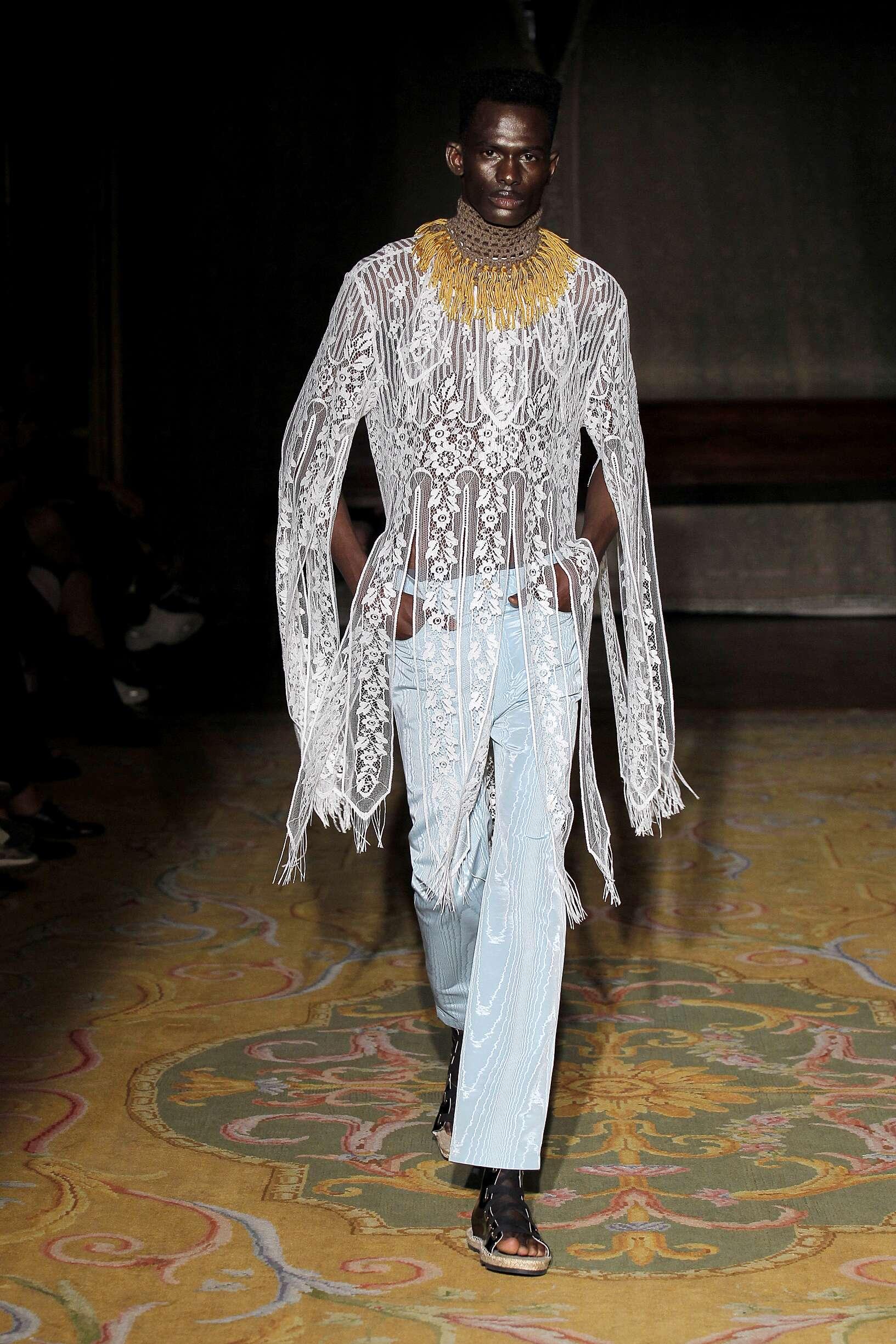 Spring 2020 Menswear Palomo Spain