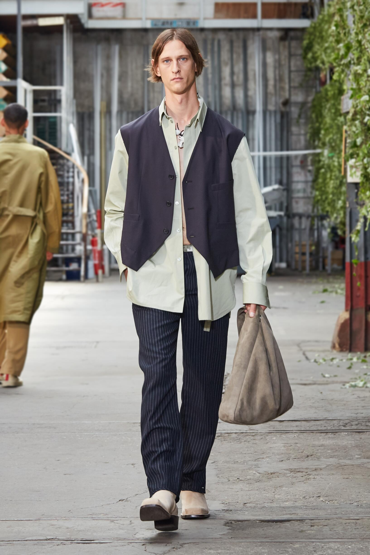 Spring 2020 Menswear Rochas