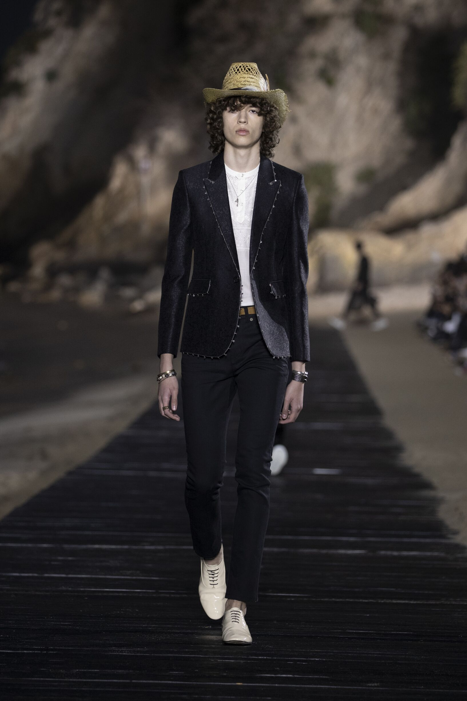 Spring 2020 Menswear Saint Laurent