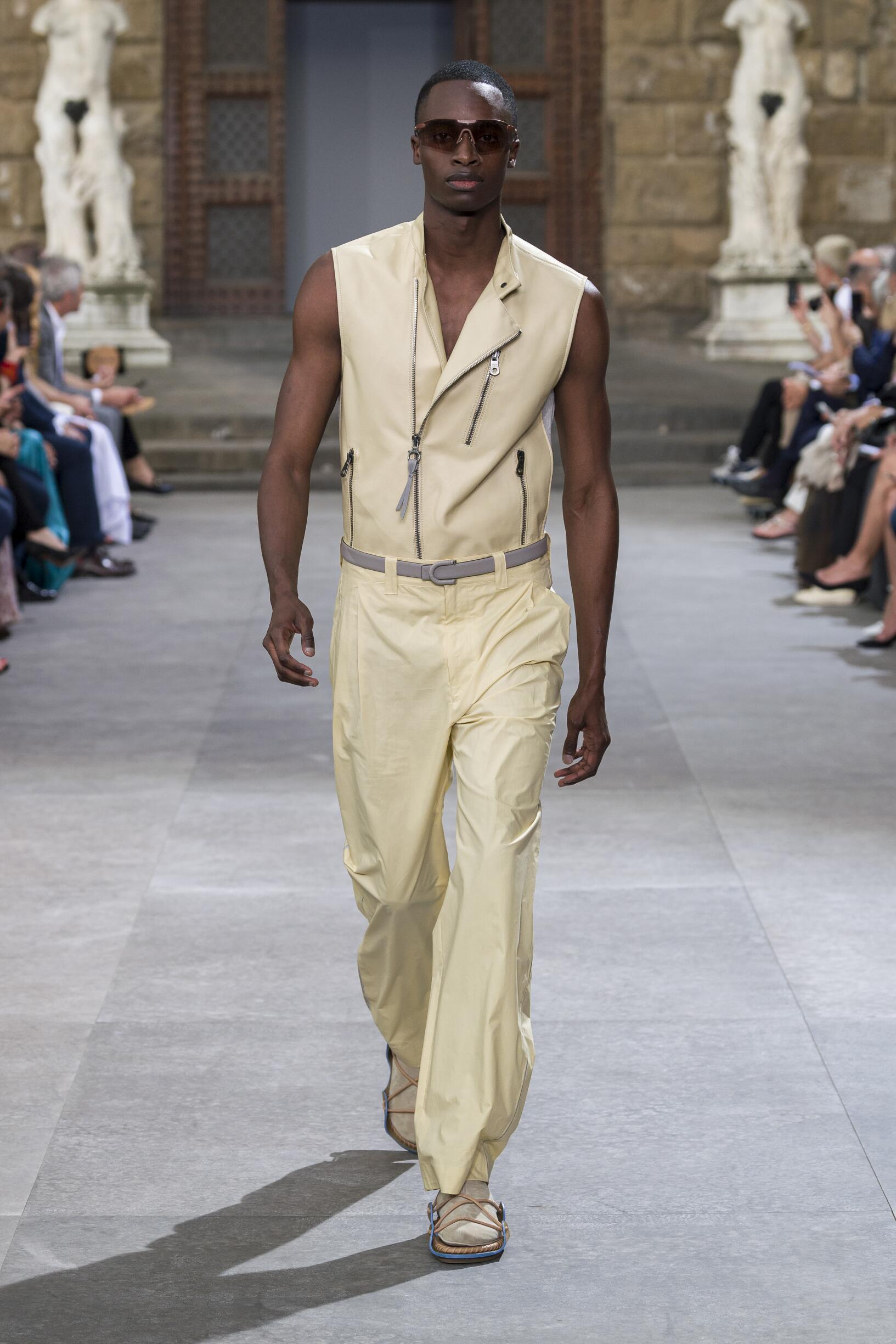 Spring 2020 Menswear Salvatore Ferragamo