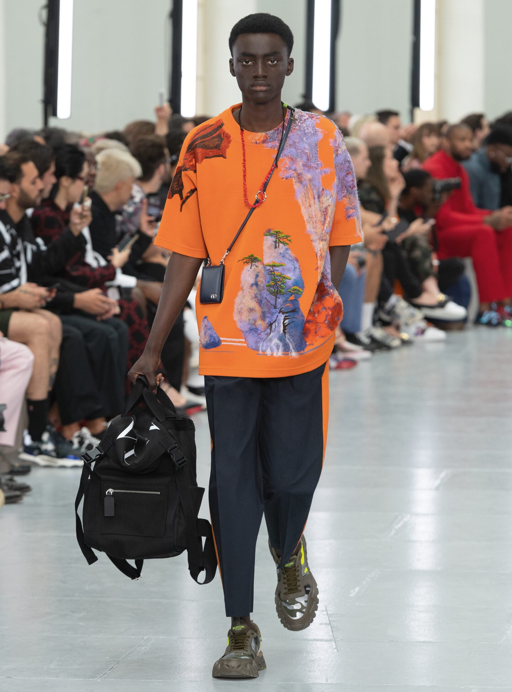 Spring 2020 Menswear Valentino