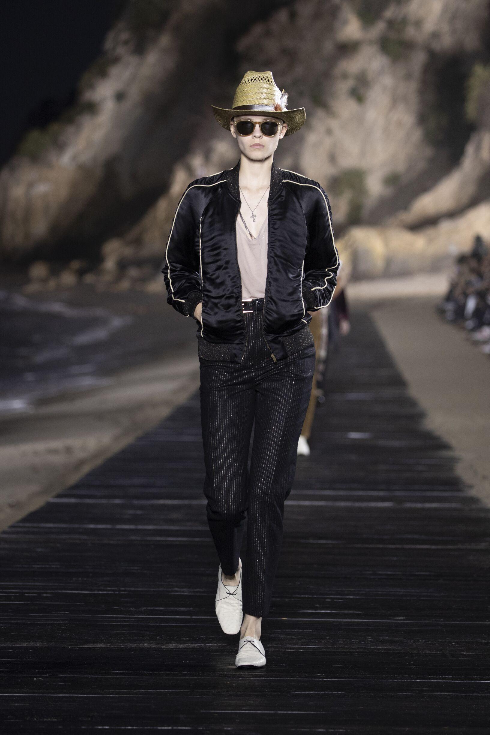 Spring Fashion 2020 Saint Laurent