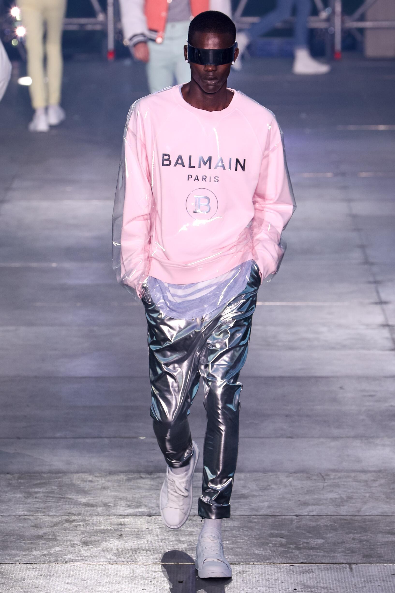 Spring Fashion Trends 2020 Balmain