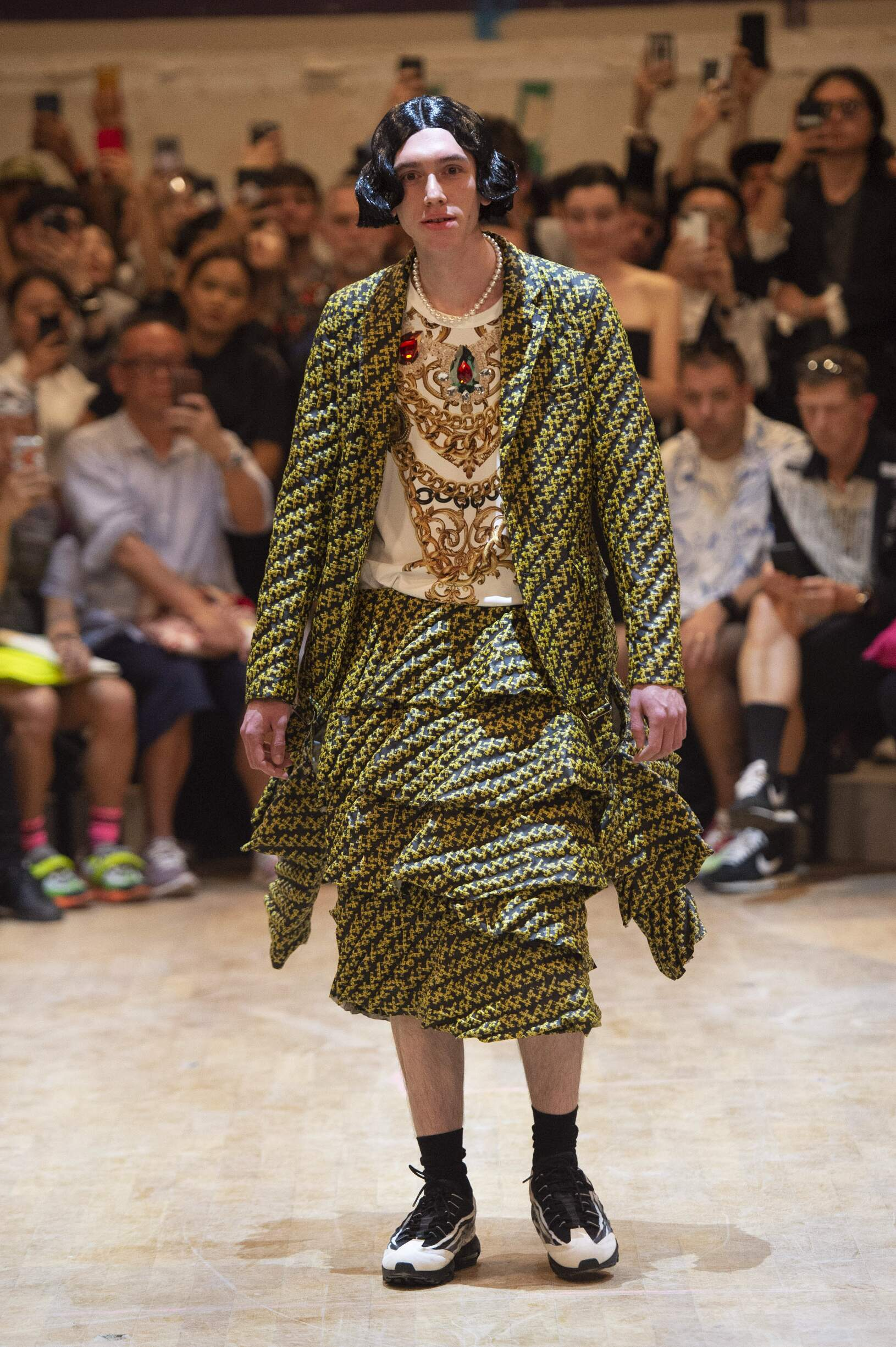 Spring Fashion Trends 2020 Comme des Garçons Homme Plus