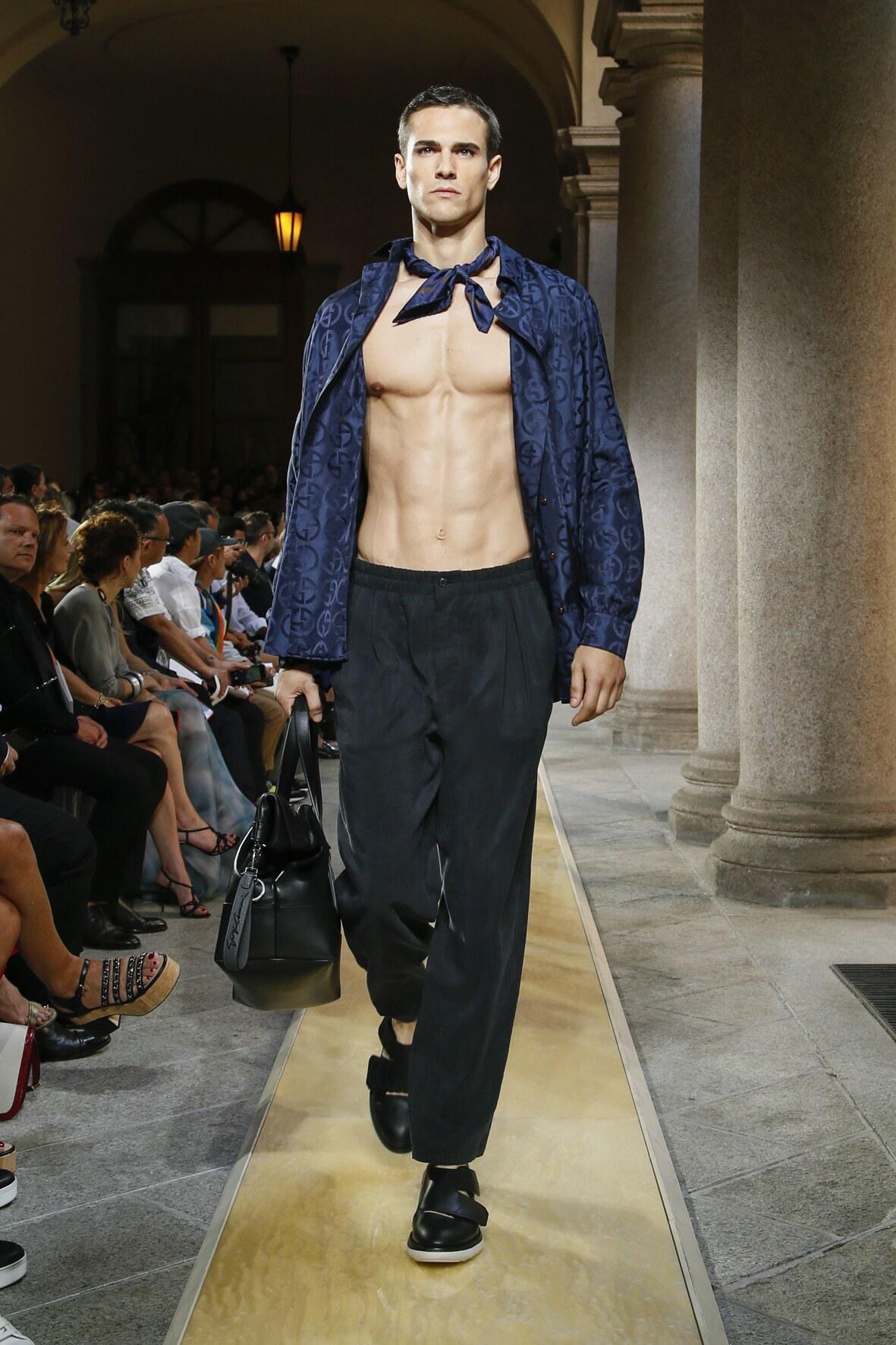 Spring Fashion Trends 2020 Giorgio Armani
