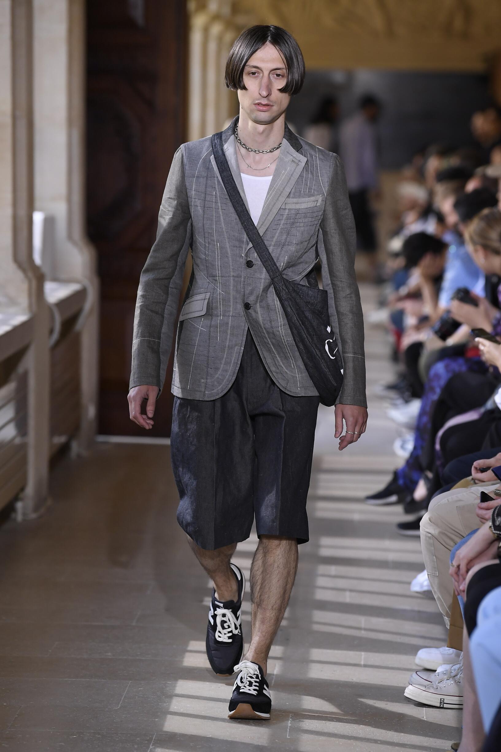 Spring Fashion Trends 2020 Junya Watanabe