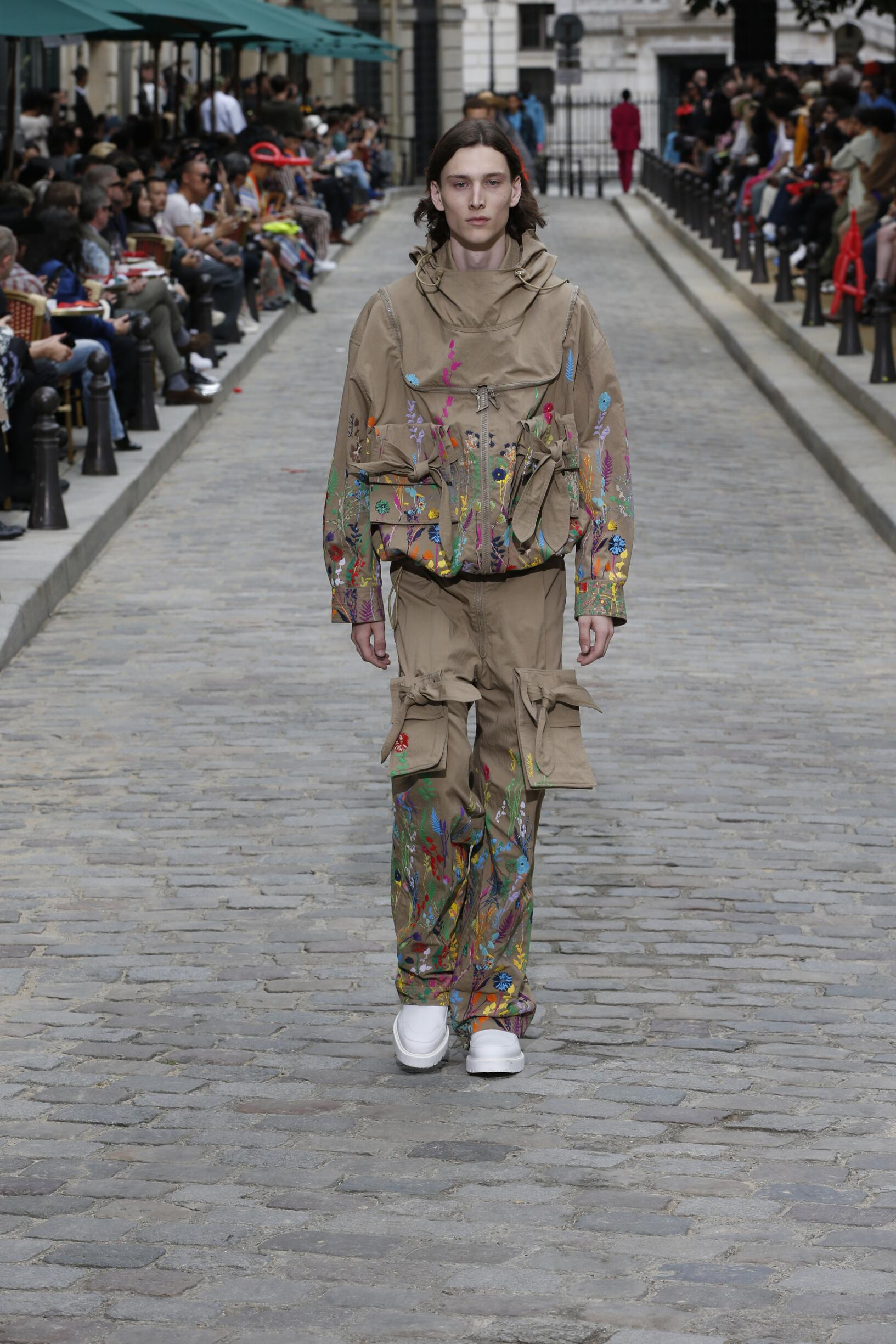 Spring Fashion Trends 2020 Louis Vuitton