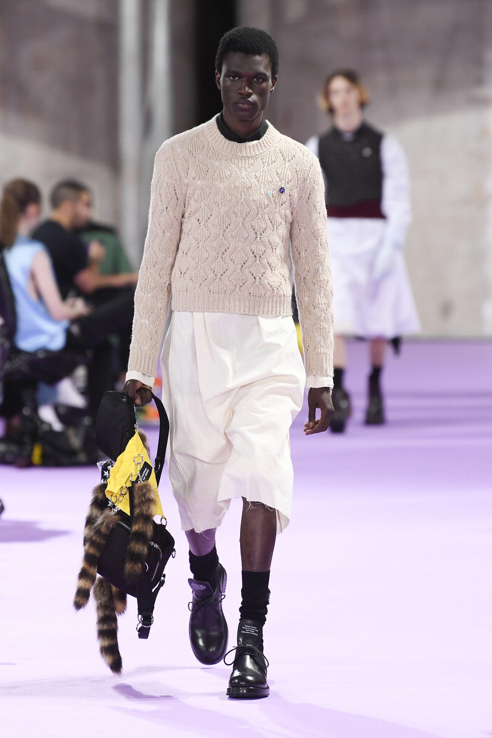 Spring Fashion Trends 2020 Raf Simons
