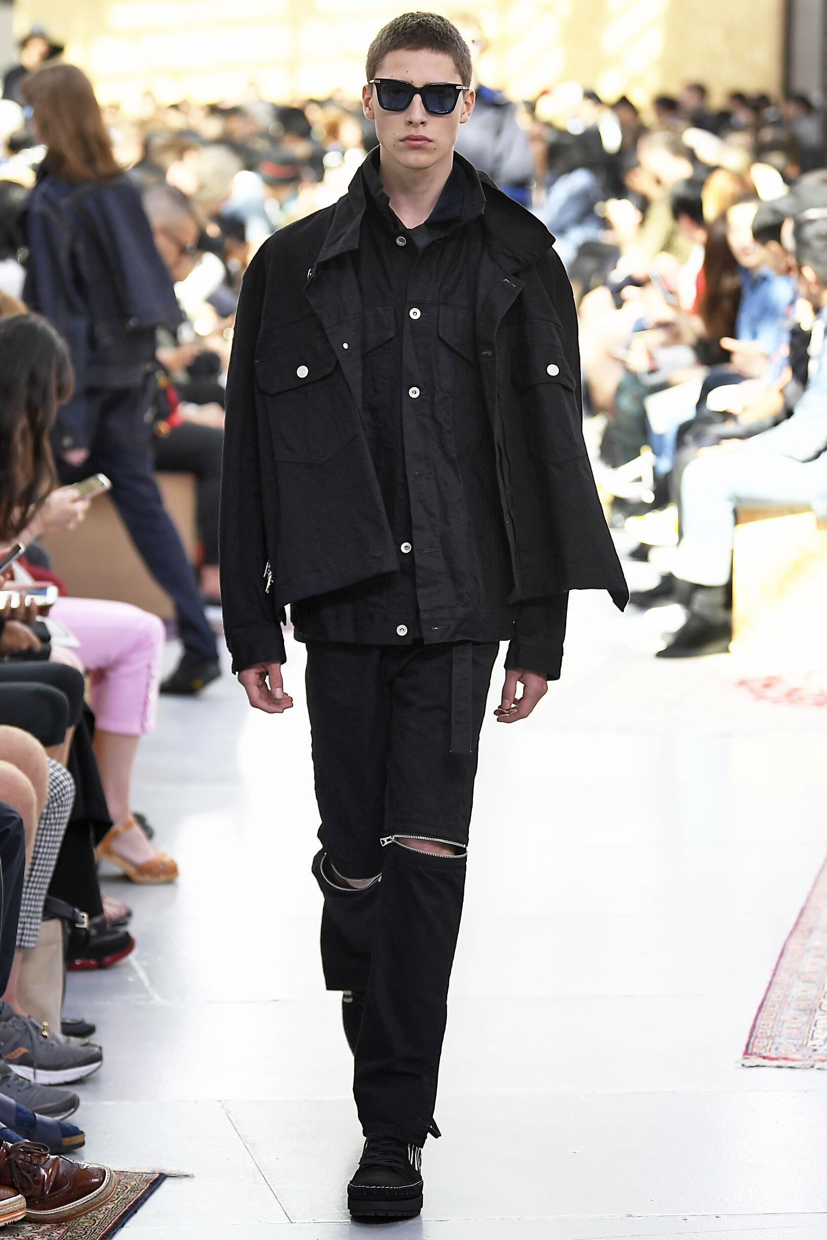 Spring Fashion Trends 2020 Sacai