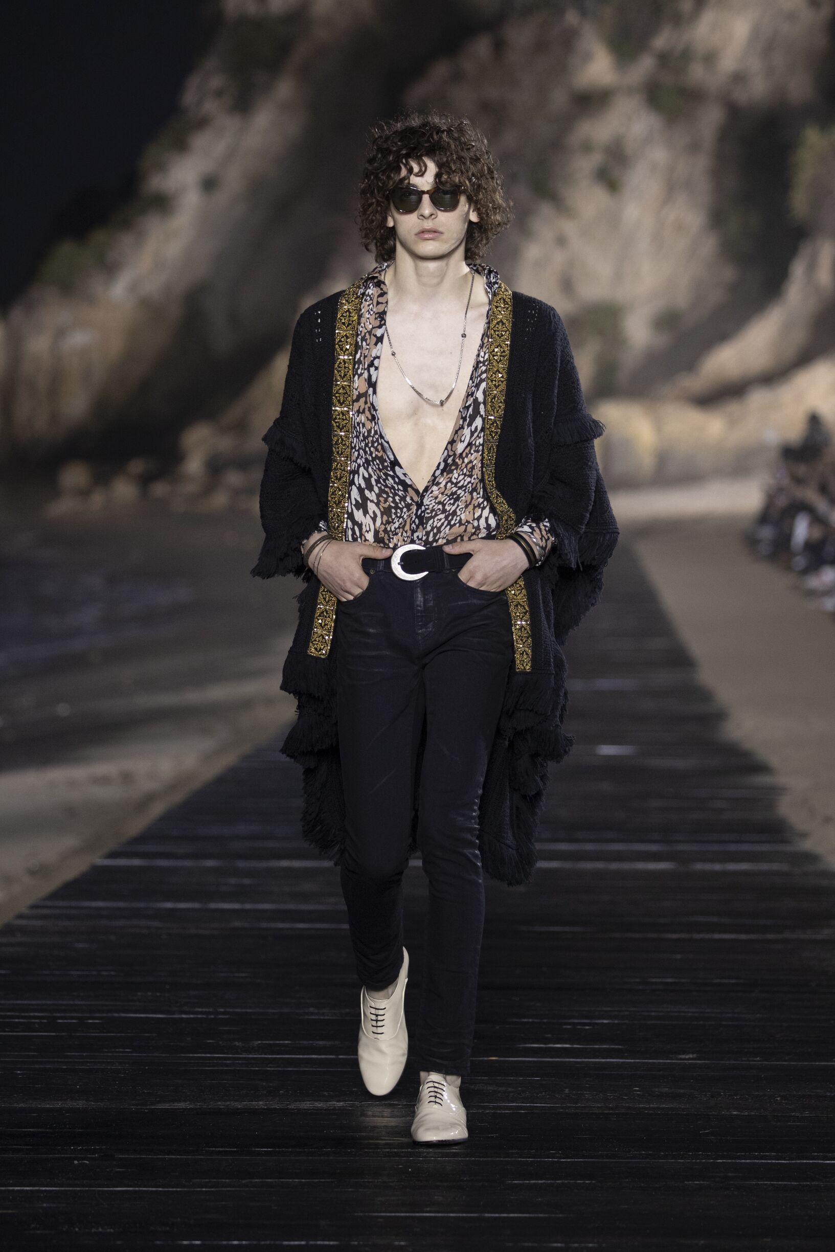 Spring Fashion Trends 2020 Saint Laurent