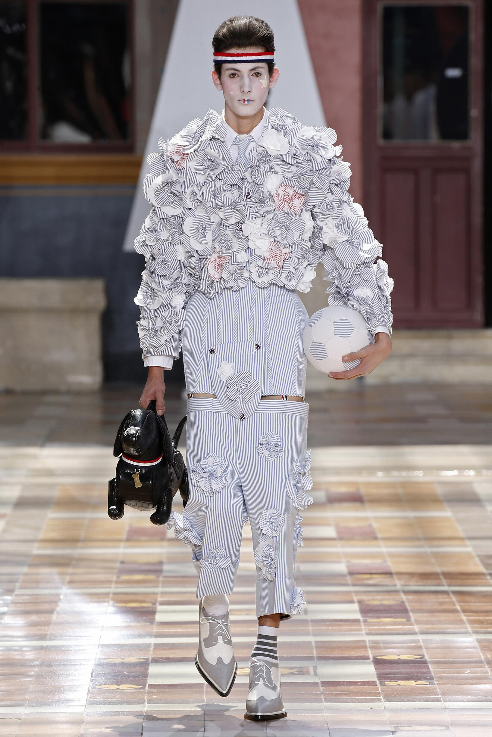 Spring Fashion Trends 2020 Thom Browne