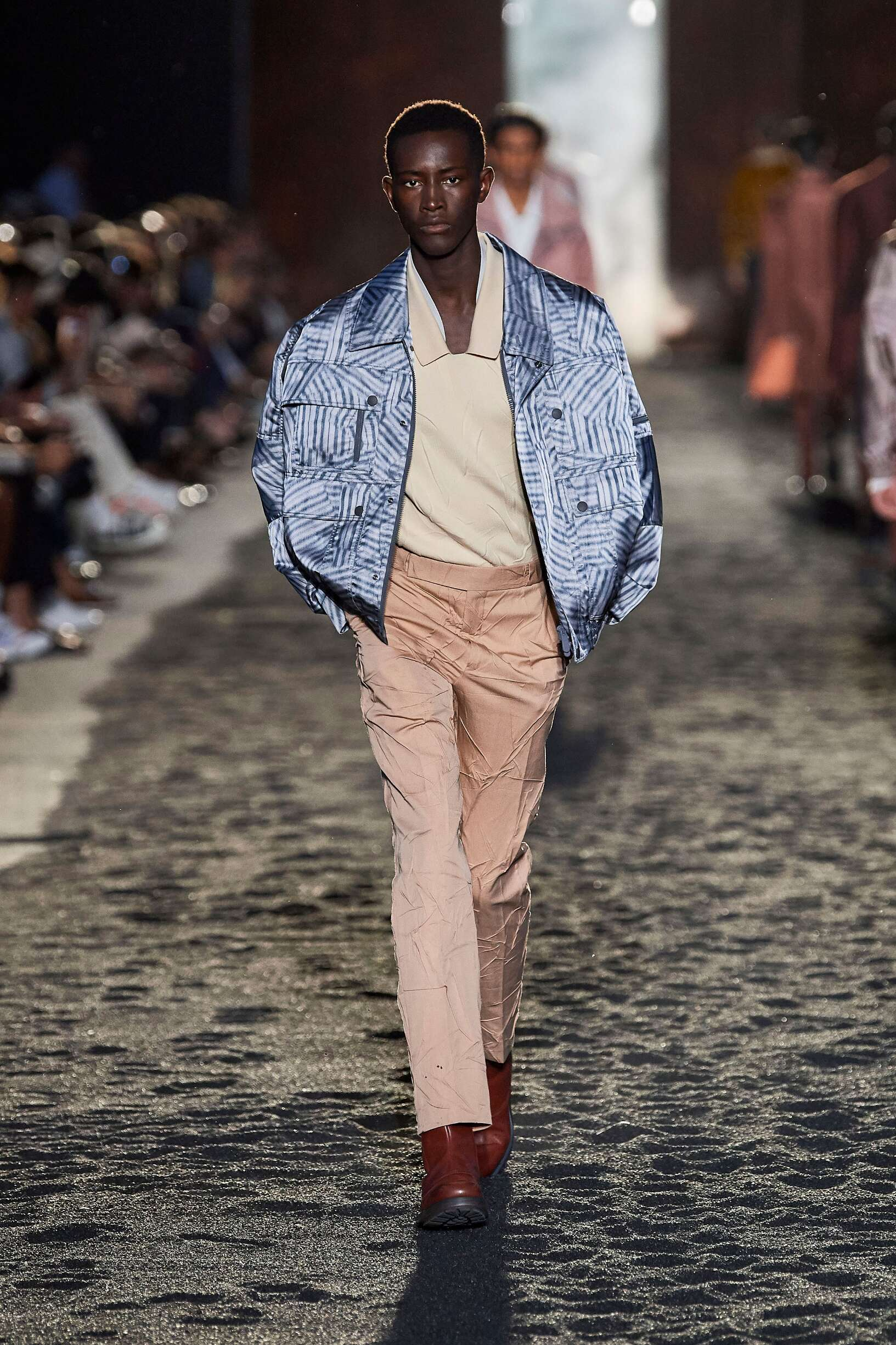 Spring Summer 2020 Man Milan Ermenegildo Zegna XXX Collection