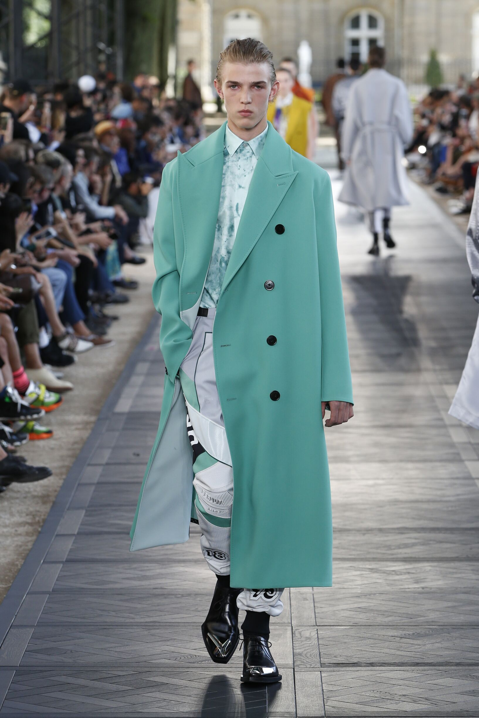 Spring Summer 2020 Man Paris Berluti Collection