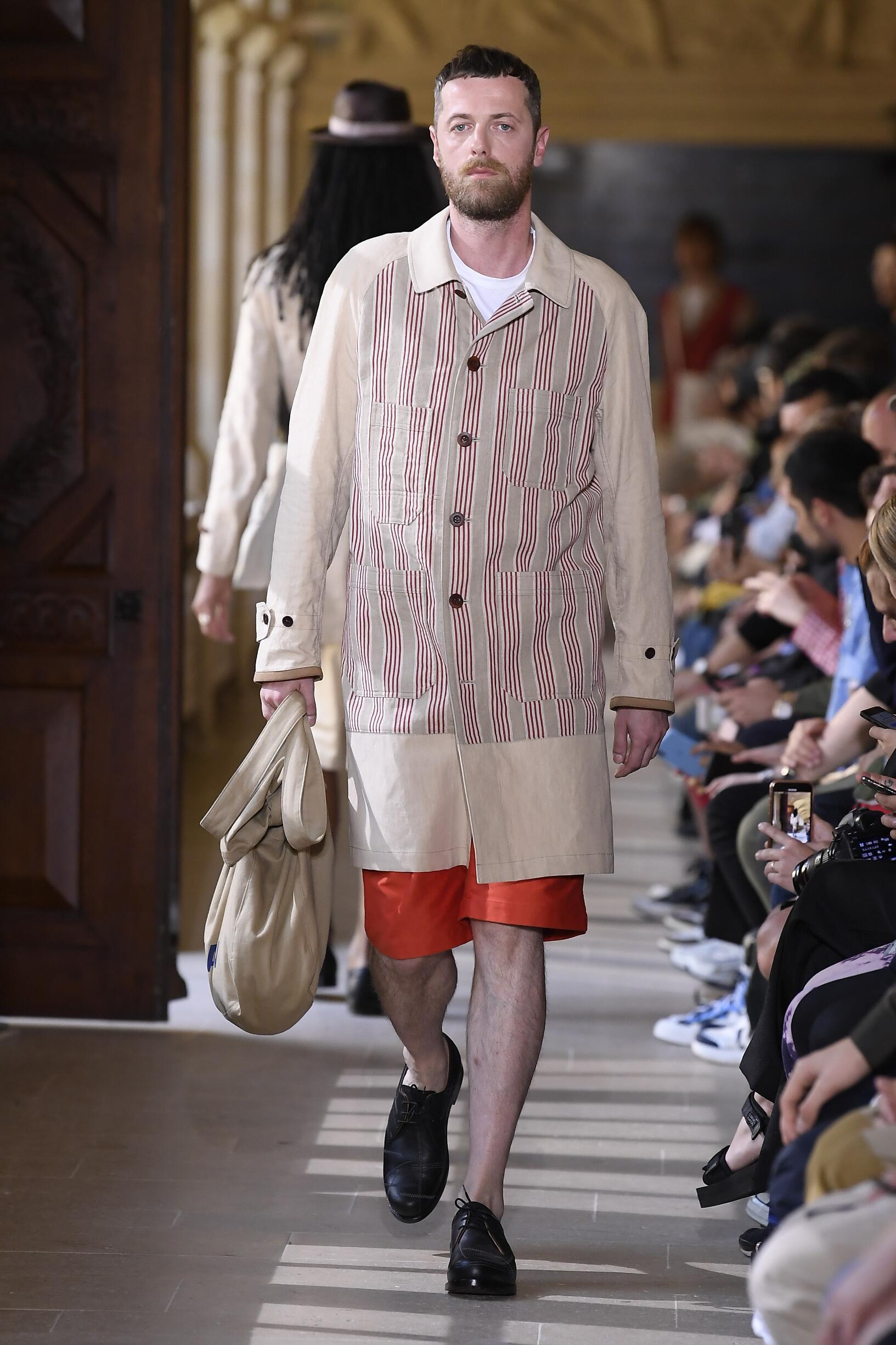 Spring Summer 2020 Man Paris Junya Watanabe Collection