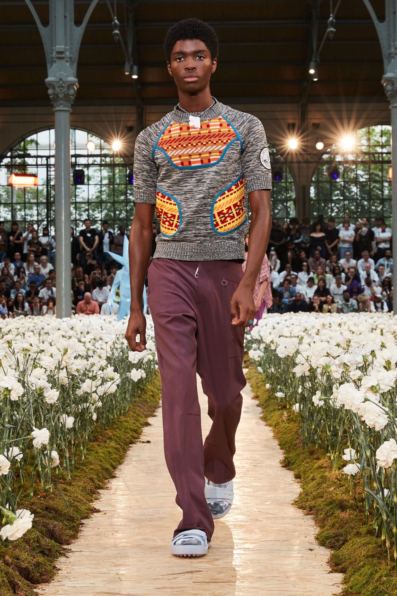 Spring Summer 2020 Man Paris Off White c/o Virgil Abloh Collection