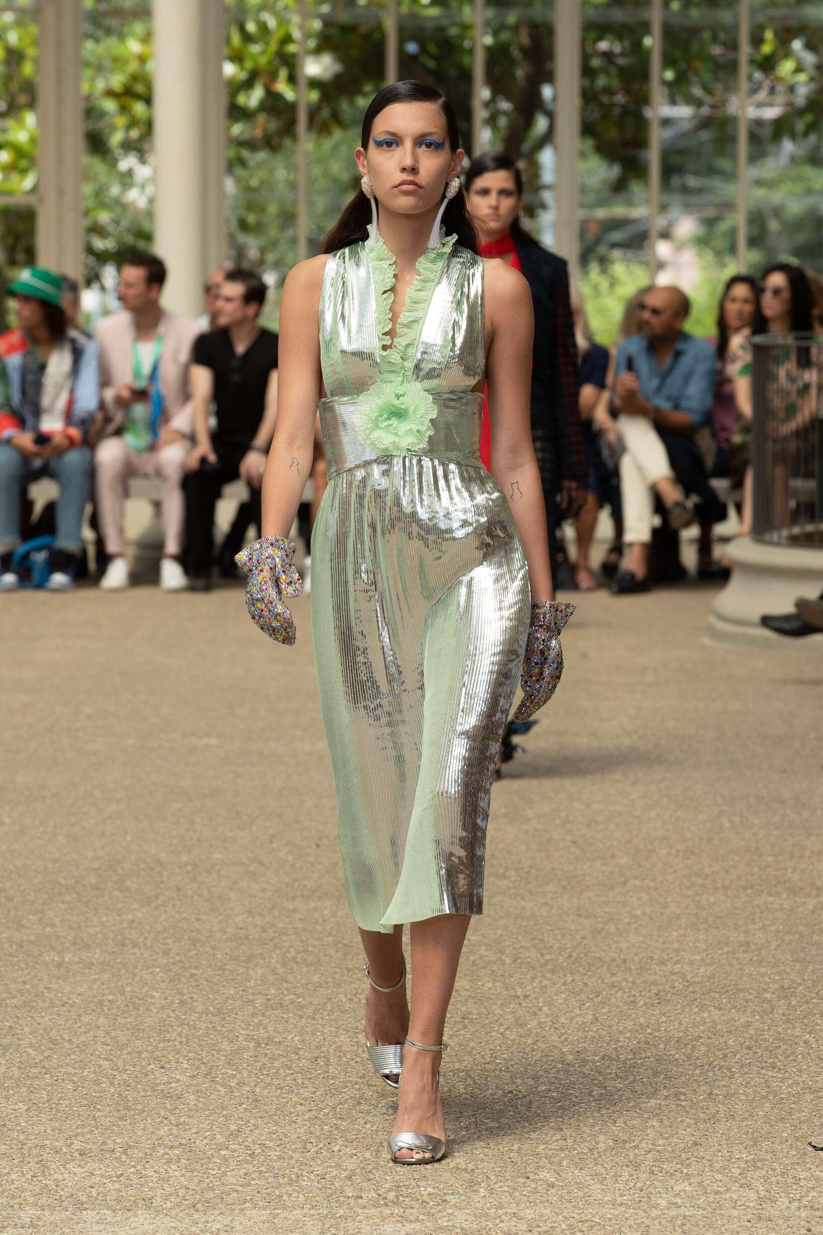 Spring Summer 2020 Woman Florence Marco De vincenzo Collection