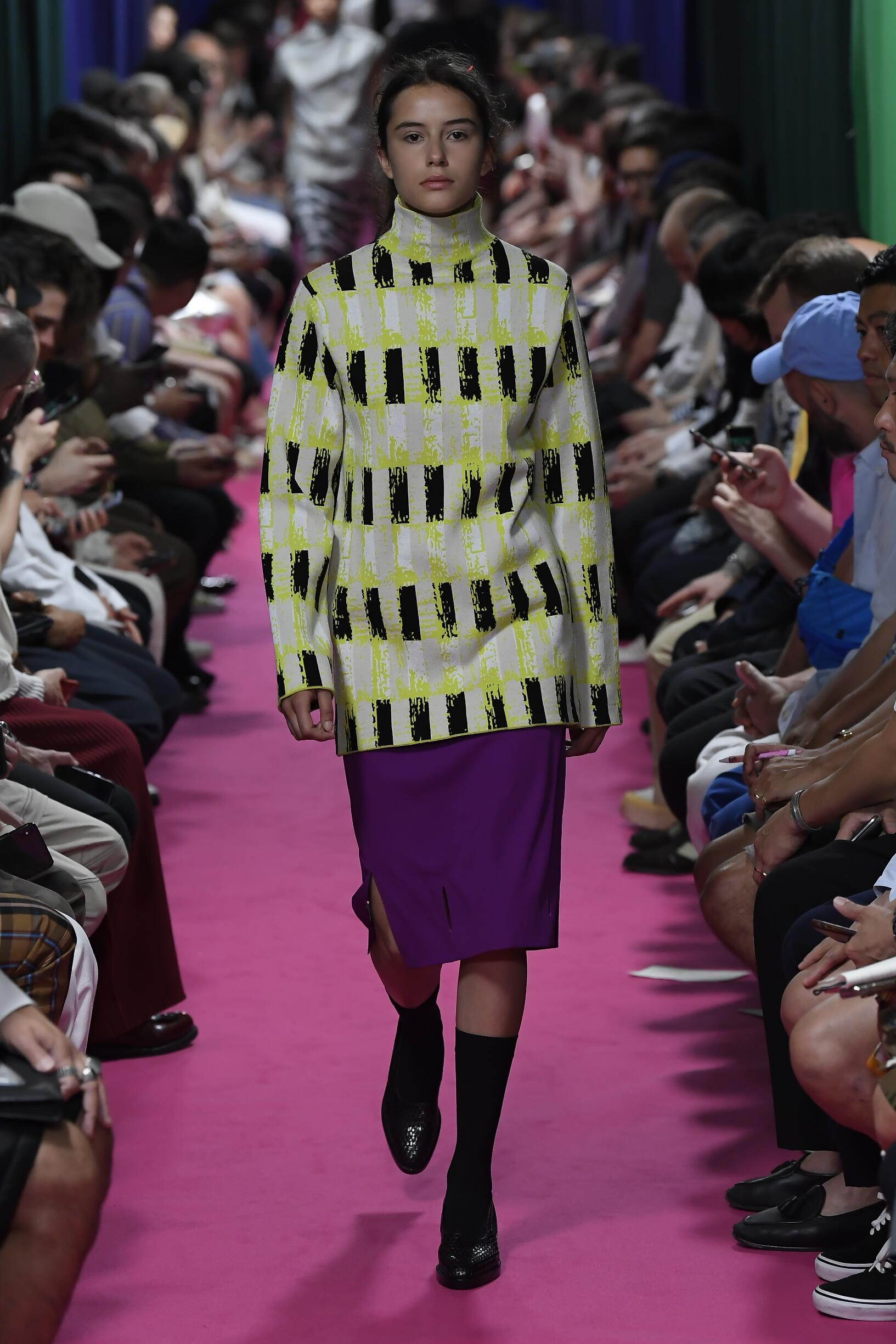 Spring Summer 2020 Woman Paris Namacheko Collection