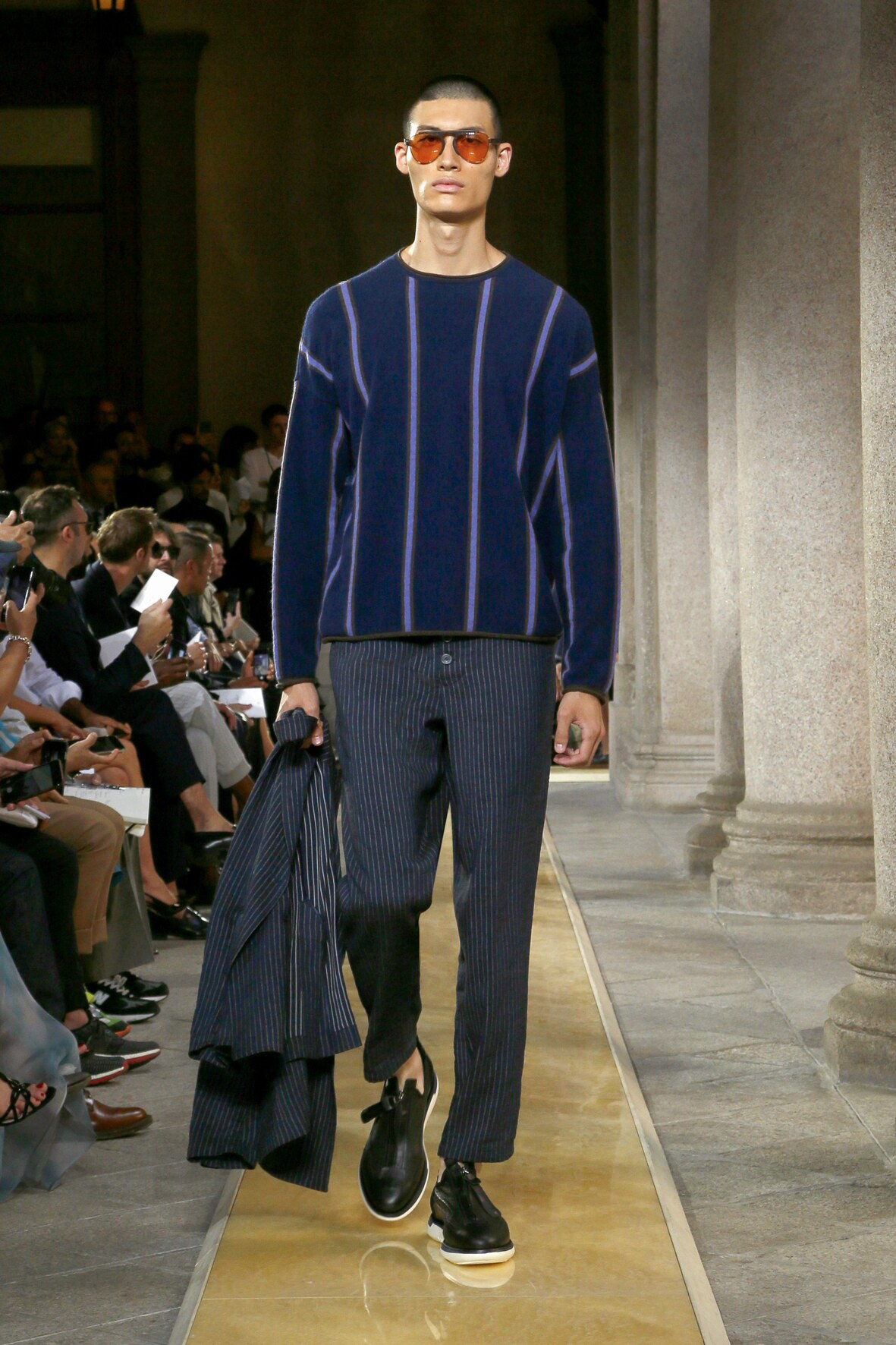 Spring Summer Fashion Trends 2020 Giorgio Armani