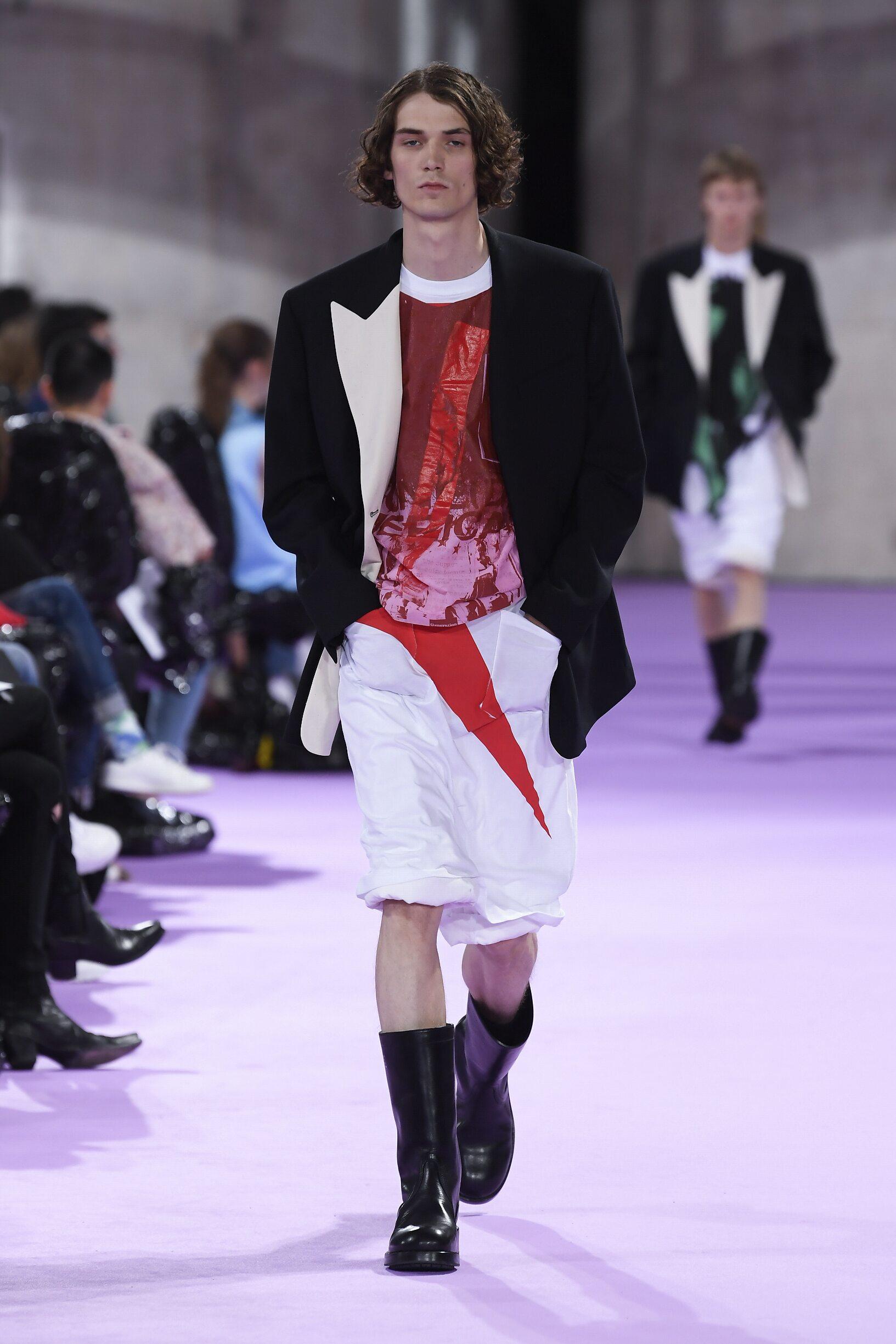 Spring Summer Fashion Trends 2020 Raf Simons
