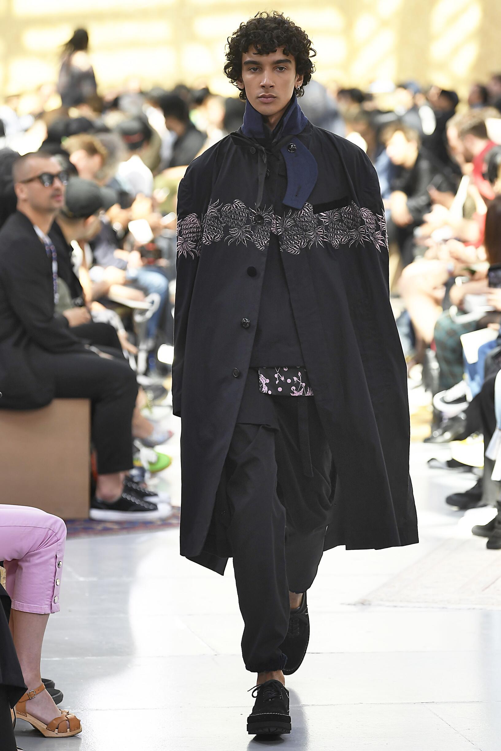 Spring Summer Fashion Trends 2020 Sacai