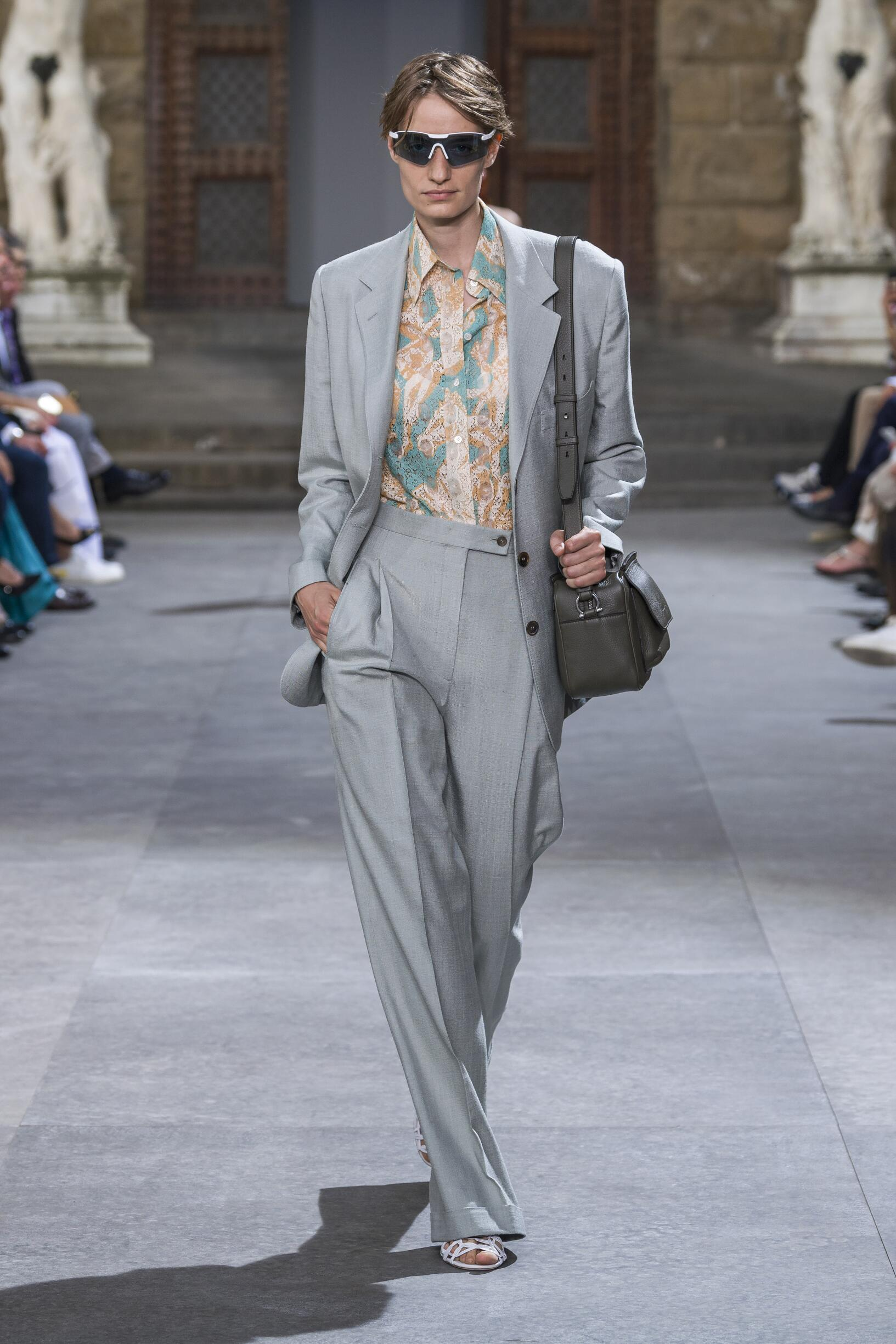 Spring Summer Fashion Trends 2020 Salvatore Ferragamo