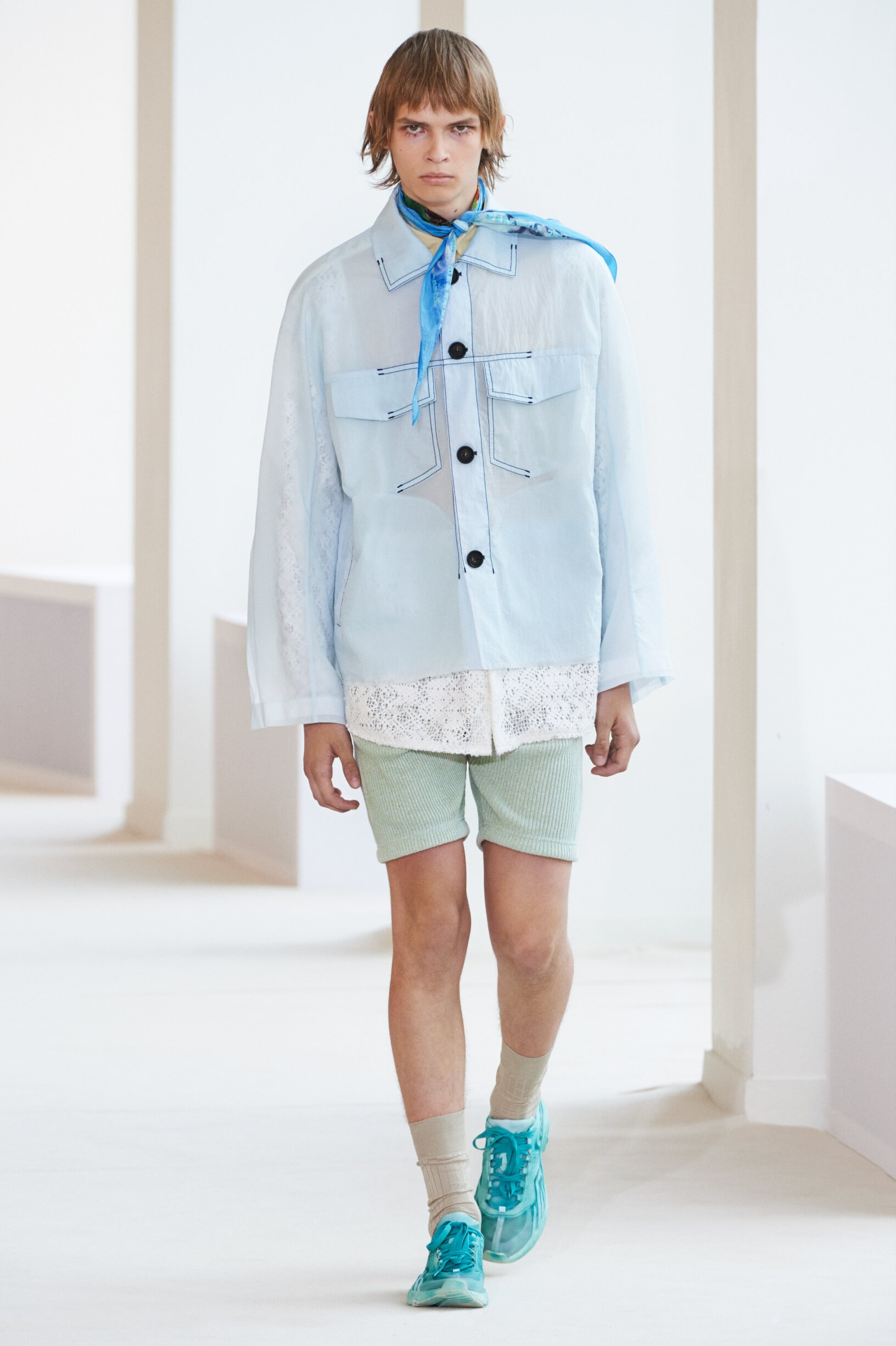 Summer 2020 Fashion Trends Acne Studios